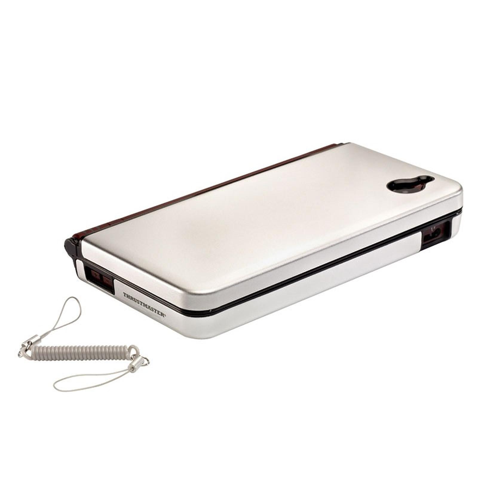 Thrustmaster Metal Case Platinum Silver (Nintendo DSi XL)