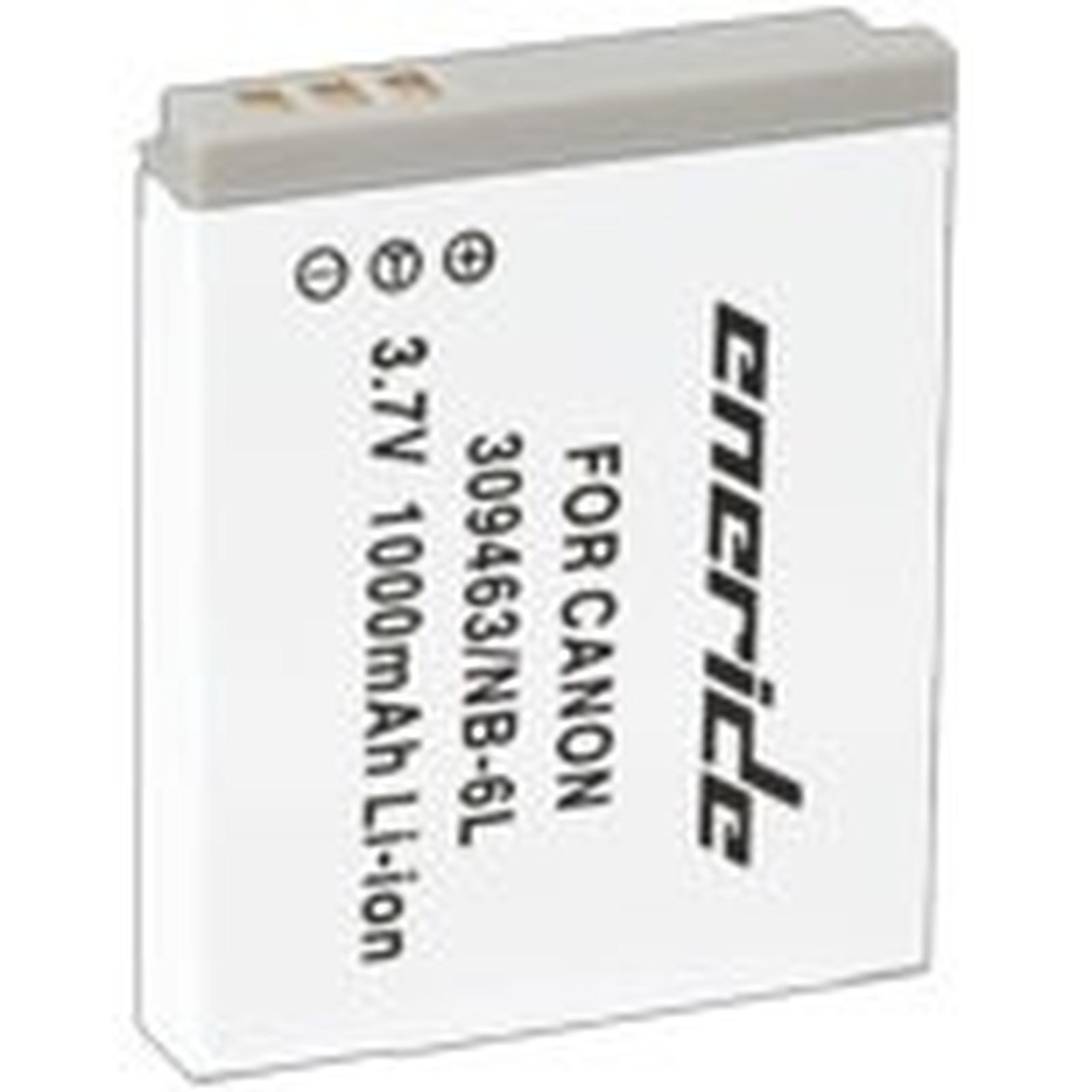 Eneride Batterie compatible Canon NB-6L