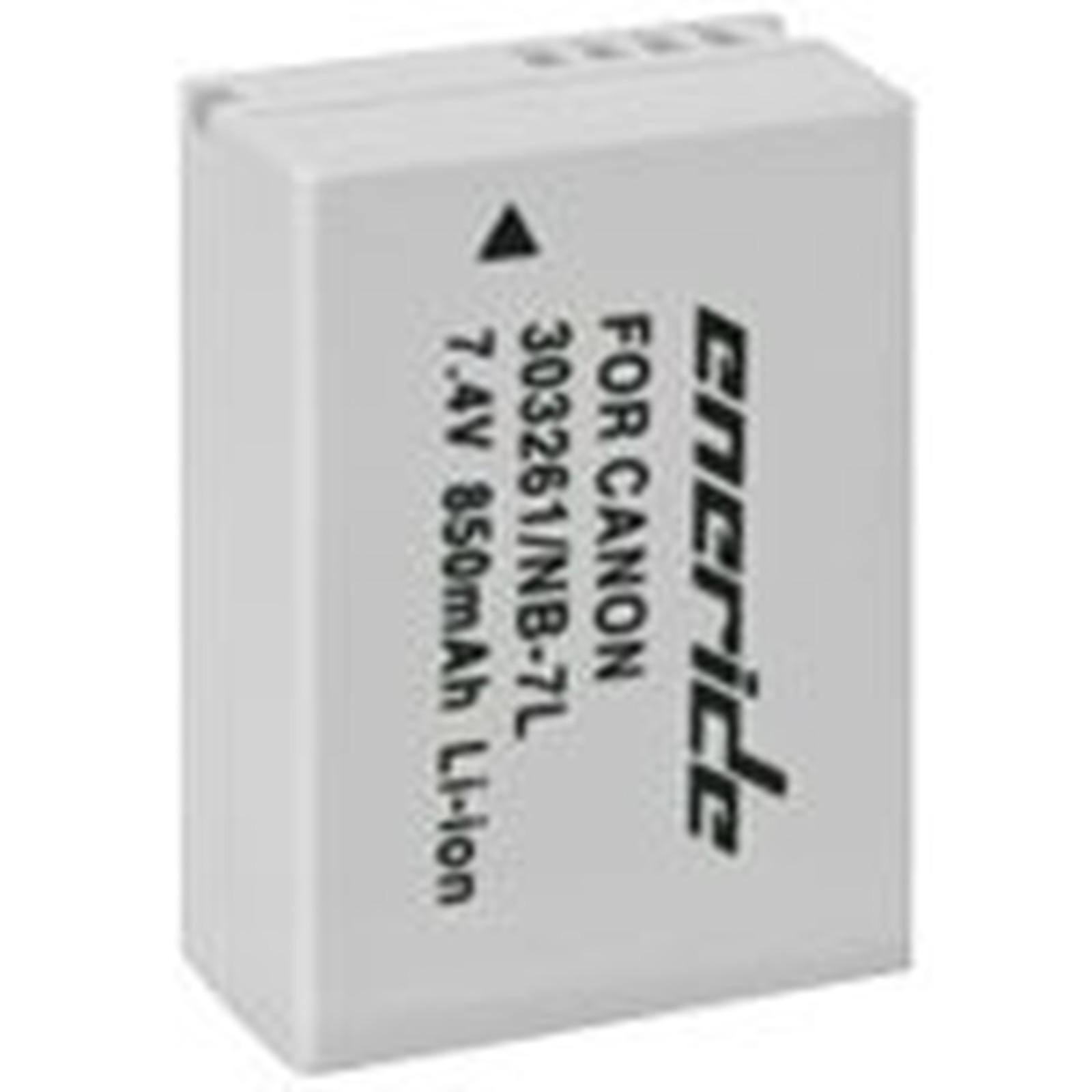 Eneride Batterie compatible NB-7L