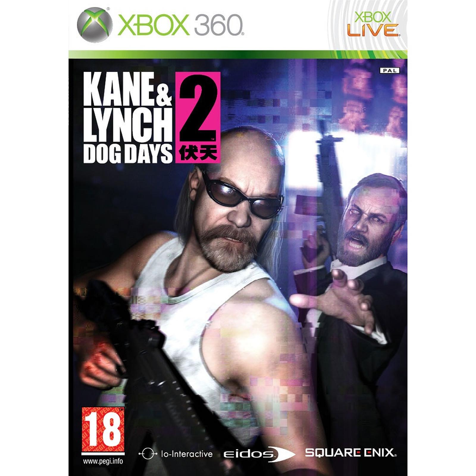 Kane & Lynch 2 : Dog Days (Xbox 360)