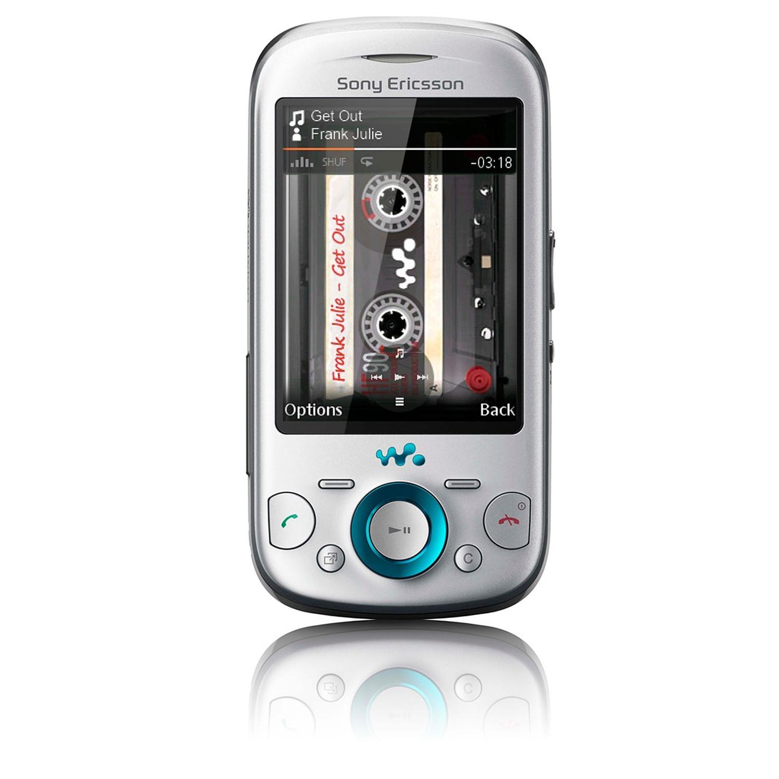 Sony Ericsson Zylo Argent