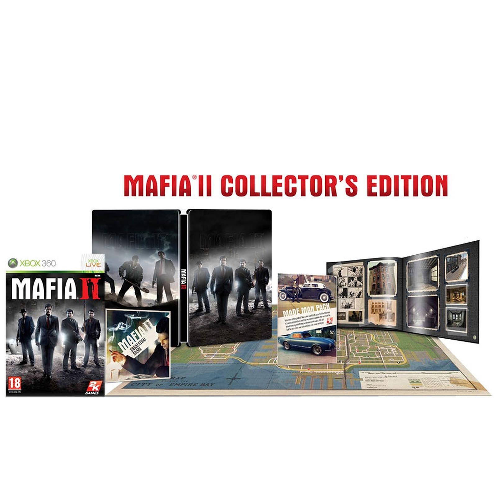 Mafia II Edition Collector (Xbox 360)