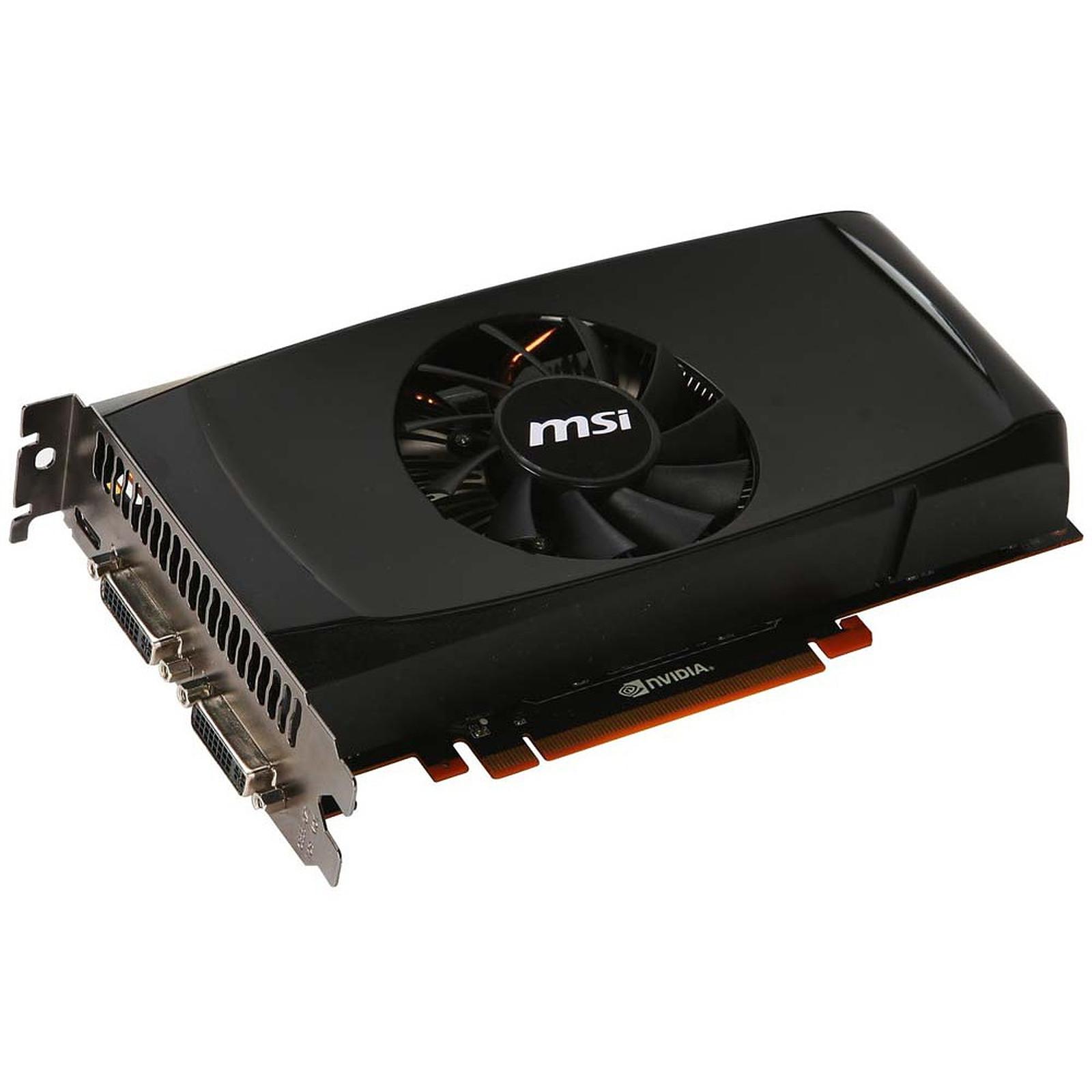 MSI N460GTX-M2D768D5