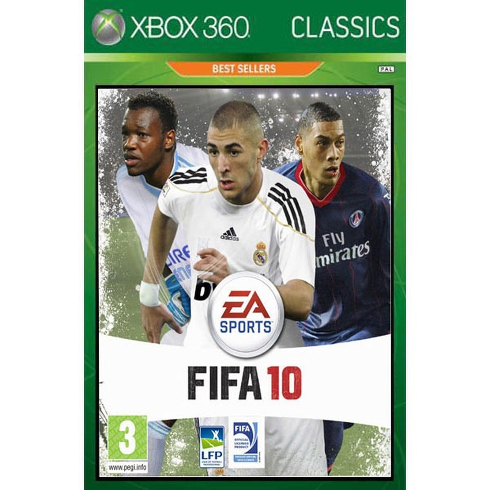 FIFA 10 Classics (Xbox 360)
