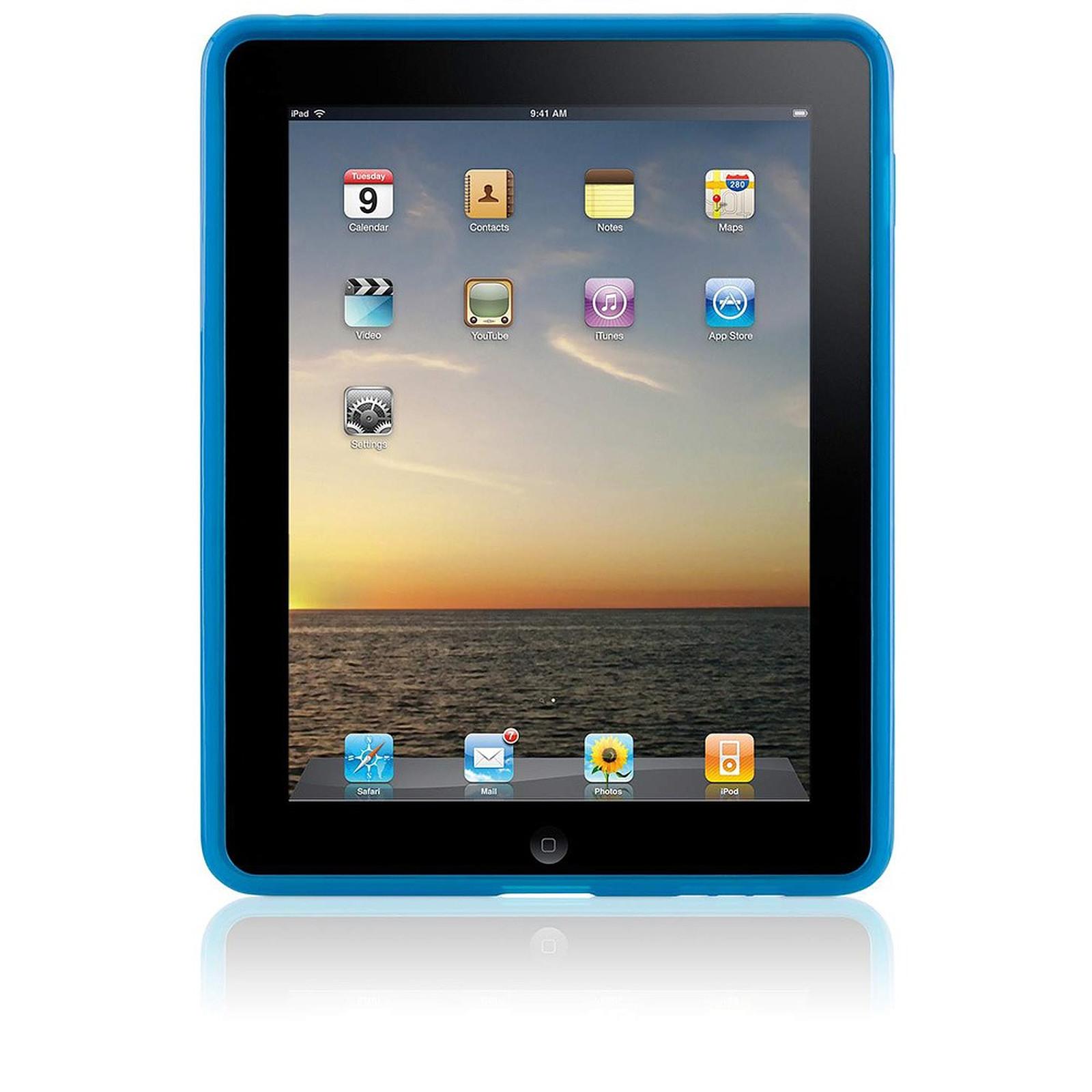 Belkin Grip Vue pour iPad (bleu)
