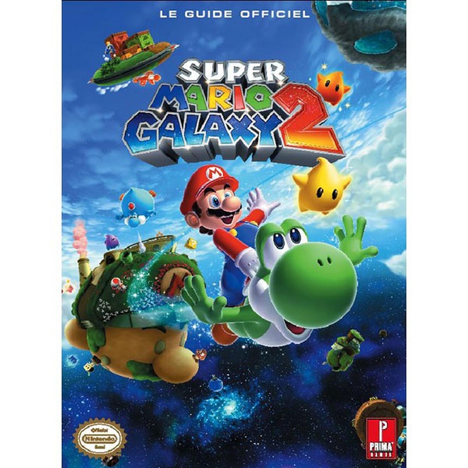 Prima Games - Guide Officiel Super Mario Galaxy 2
