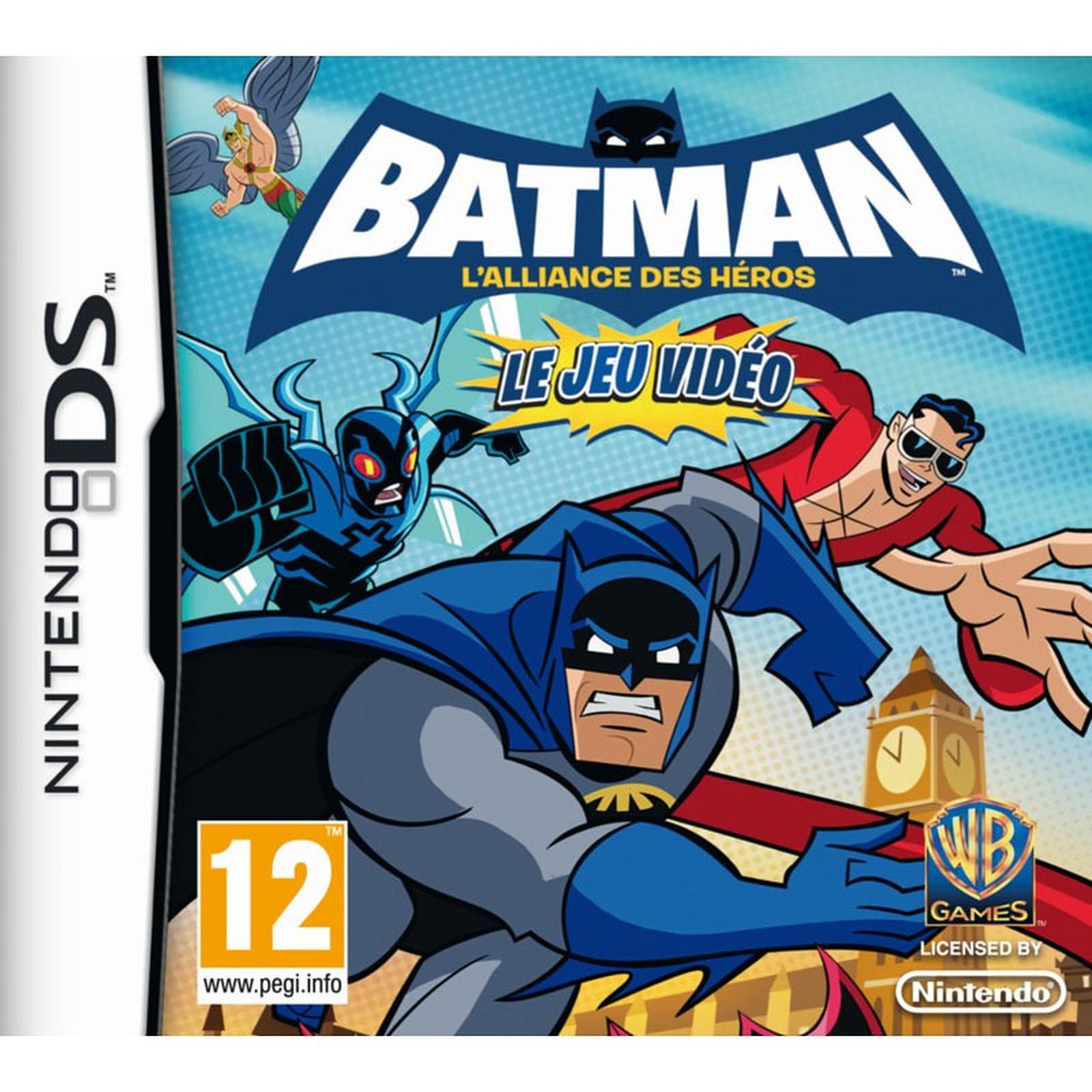 Batman : L'Alliance des Héros (Nintendo DS)
