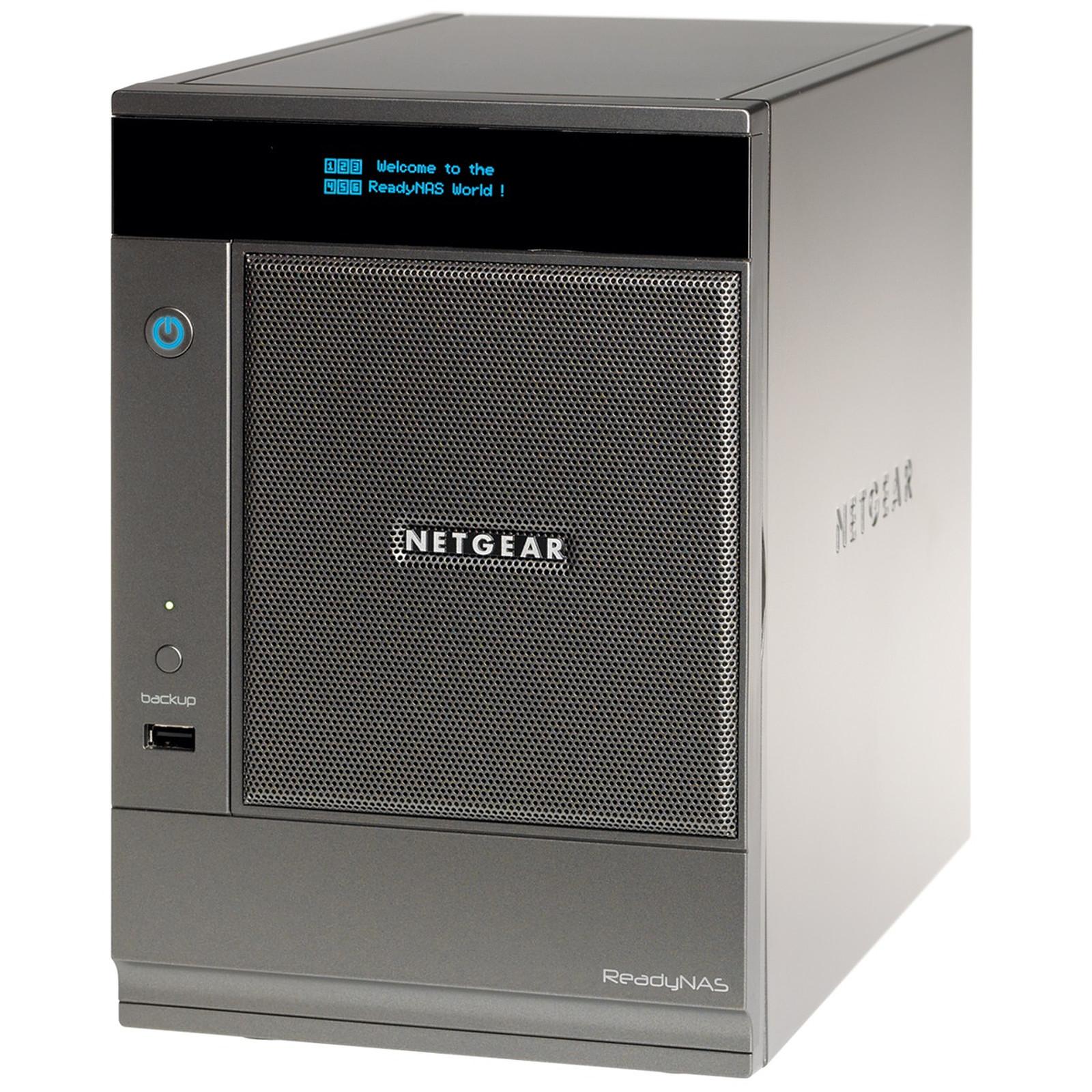 Netgear ReadyNAS Ultra 6 baies