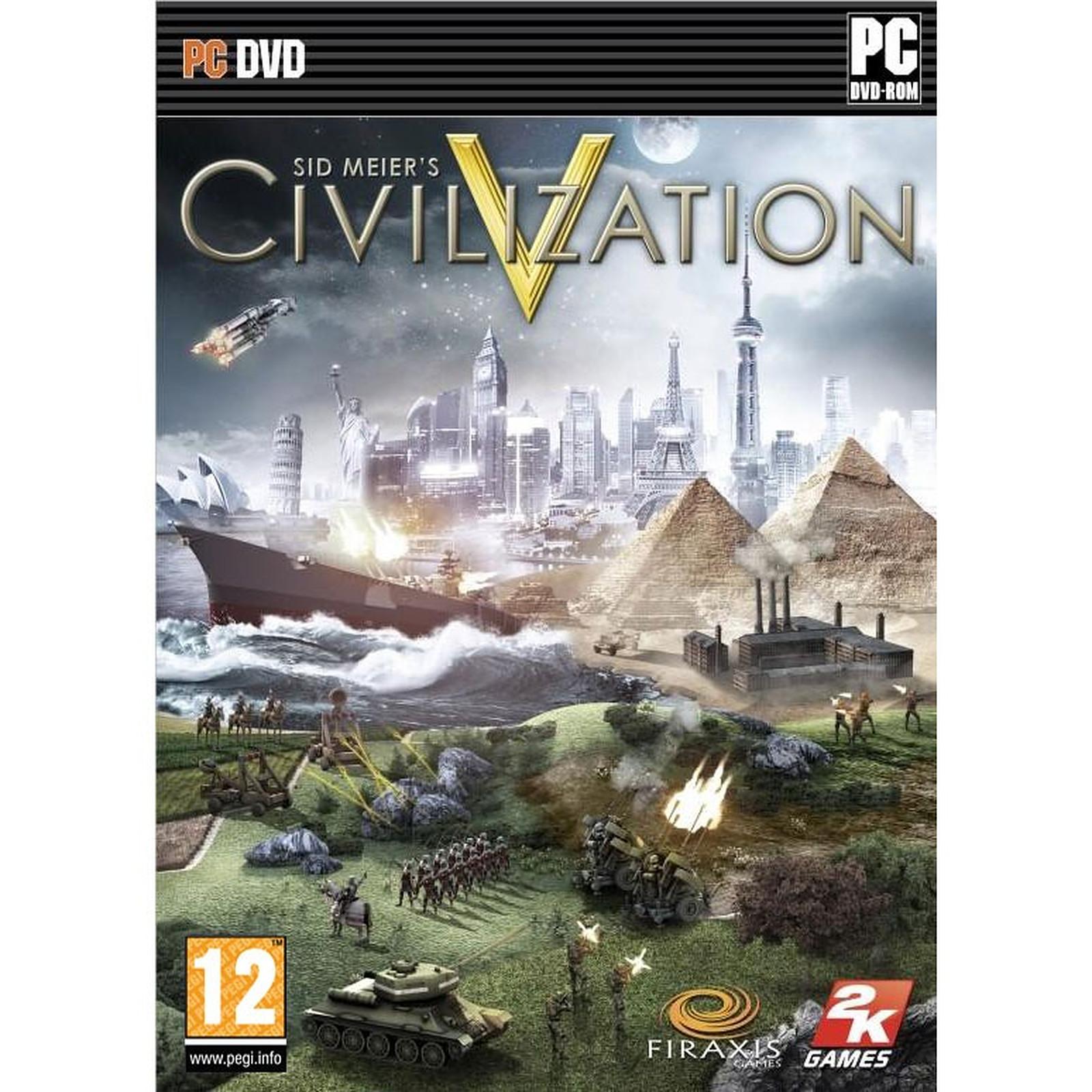 Civilization V (PC)