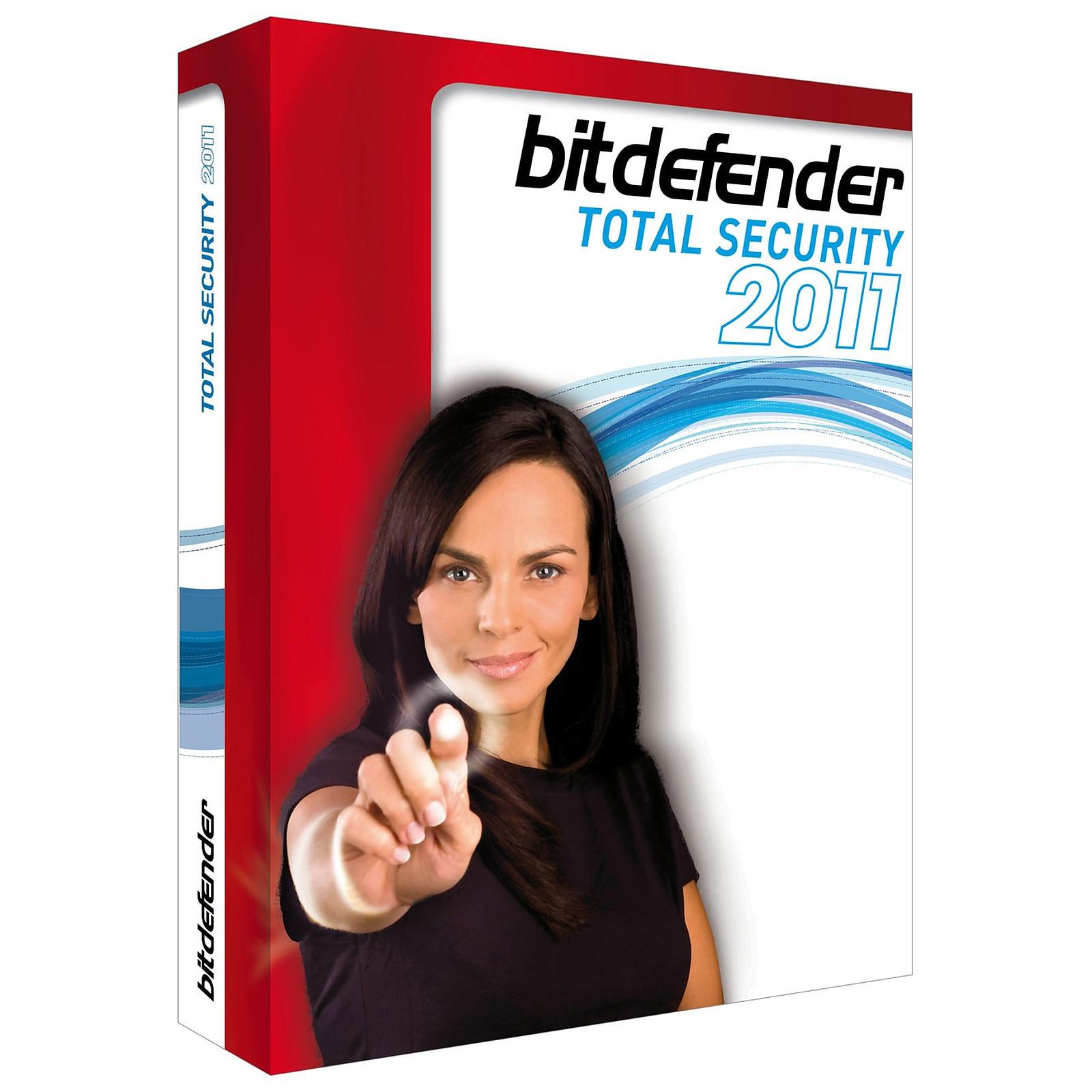 BitDefender Entreprise Total Security 2011 2 ans 10 postes