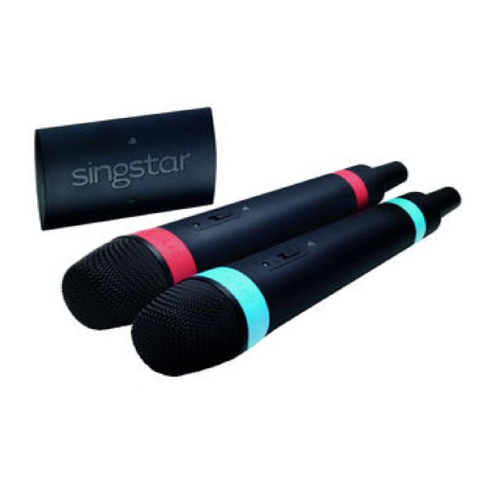 Sony Microphones Singstar sans fil pour PS3