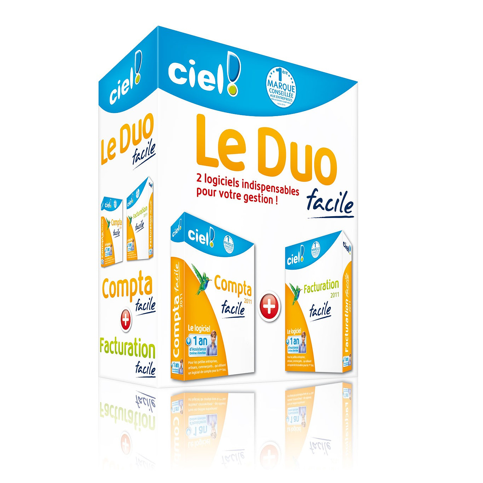 Ciel Le Duo Facile 2011