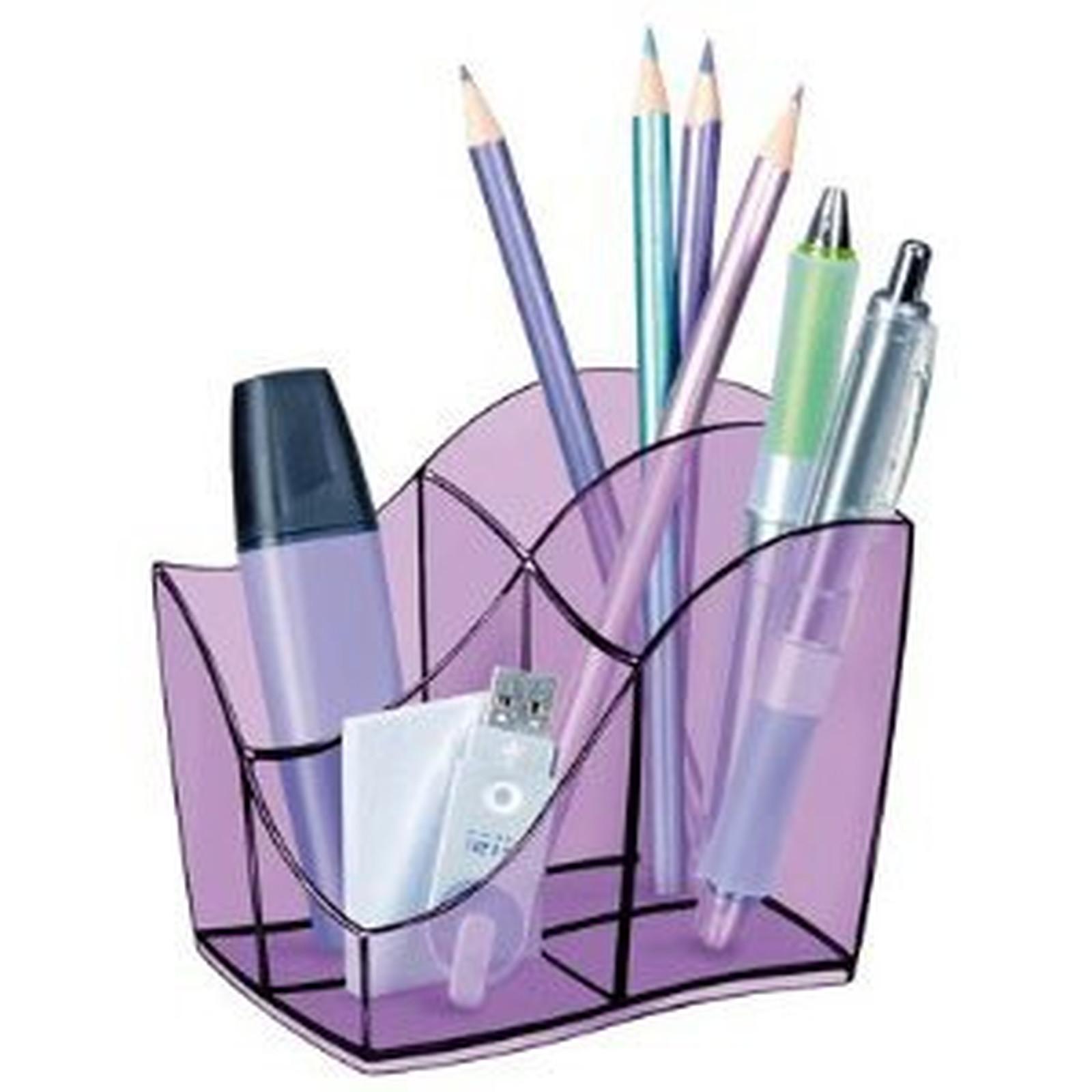 CEP Multipot ISIS Tonic lilas - Pot à crayon
