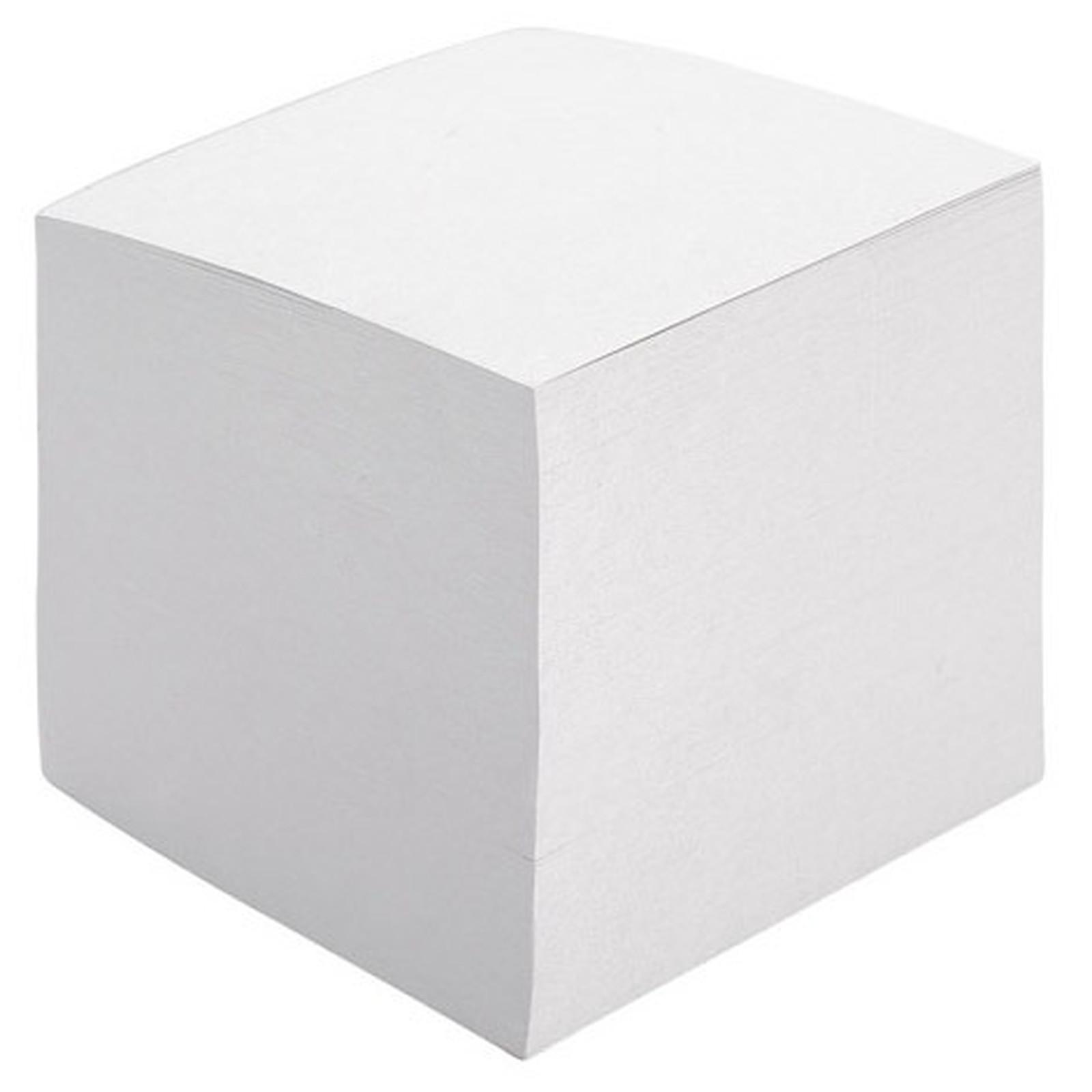 Bloc cube complet avec recharge 9 x 9 cm