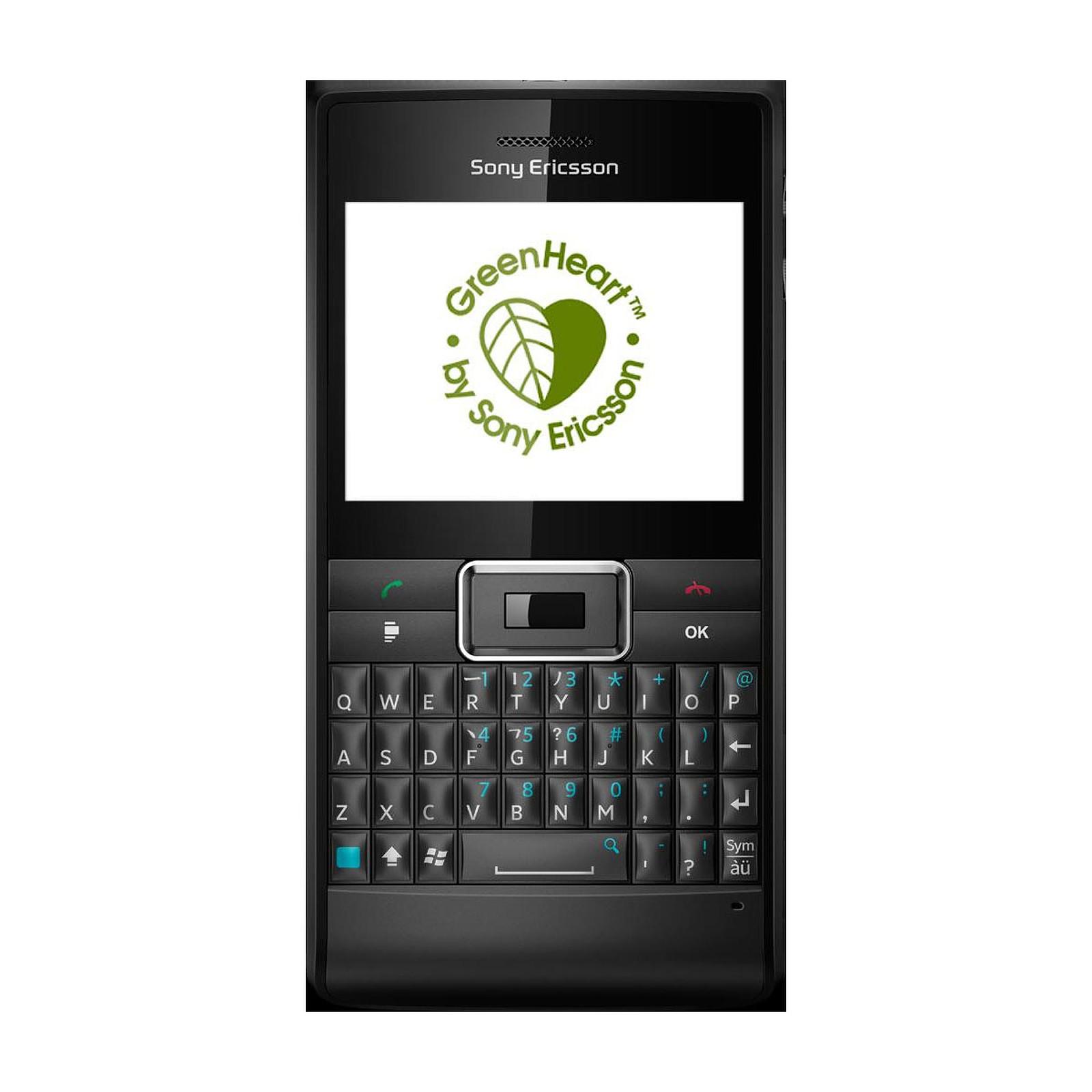 Sony Ericsson Aspen QWERTZ Noir