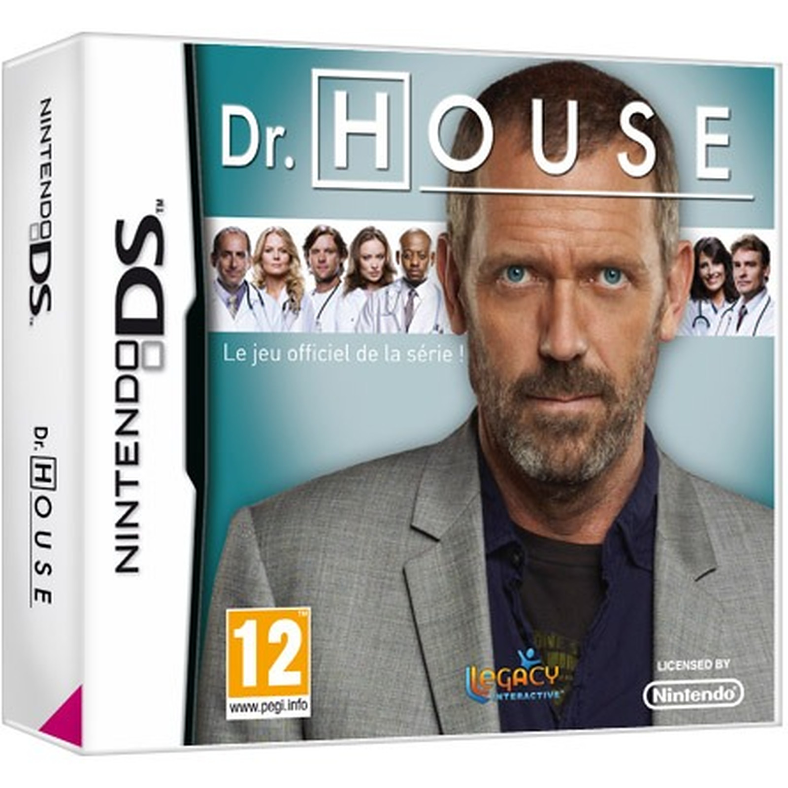 Dr. HOUSE (DS)