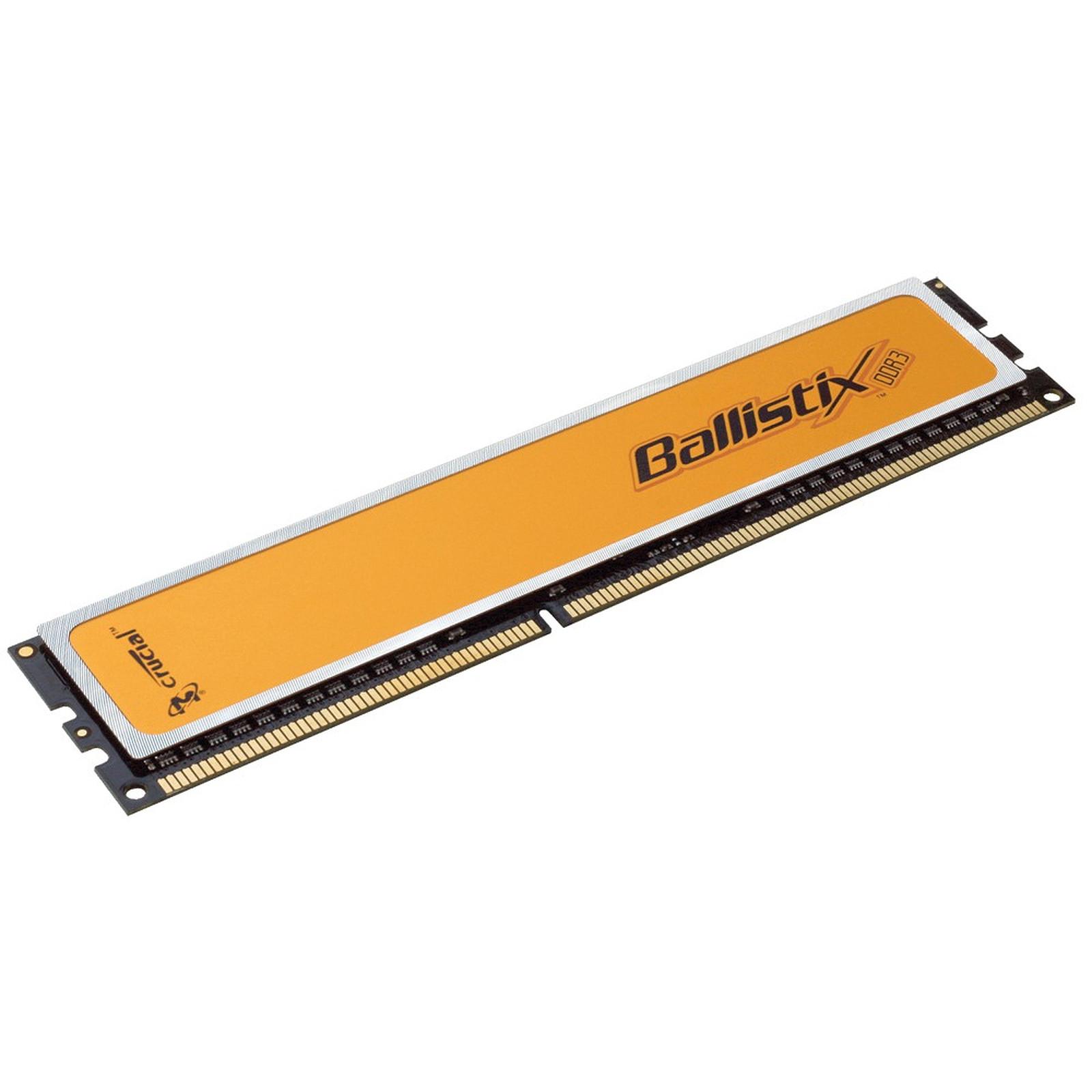 Ballistix 2 Go DDR3 1600 MHz CL8