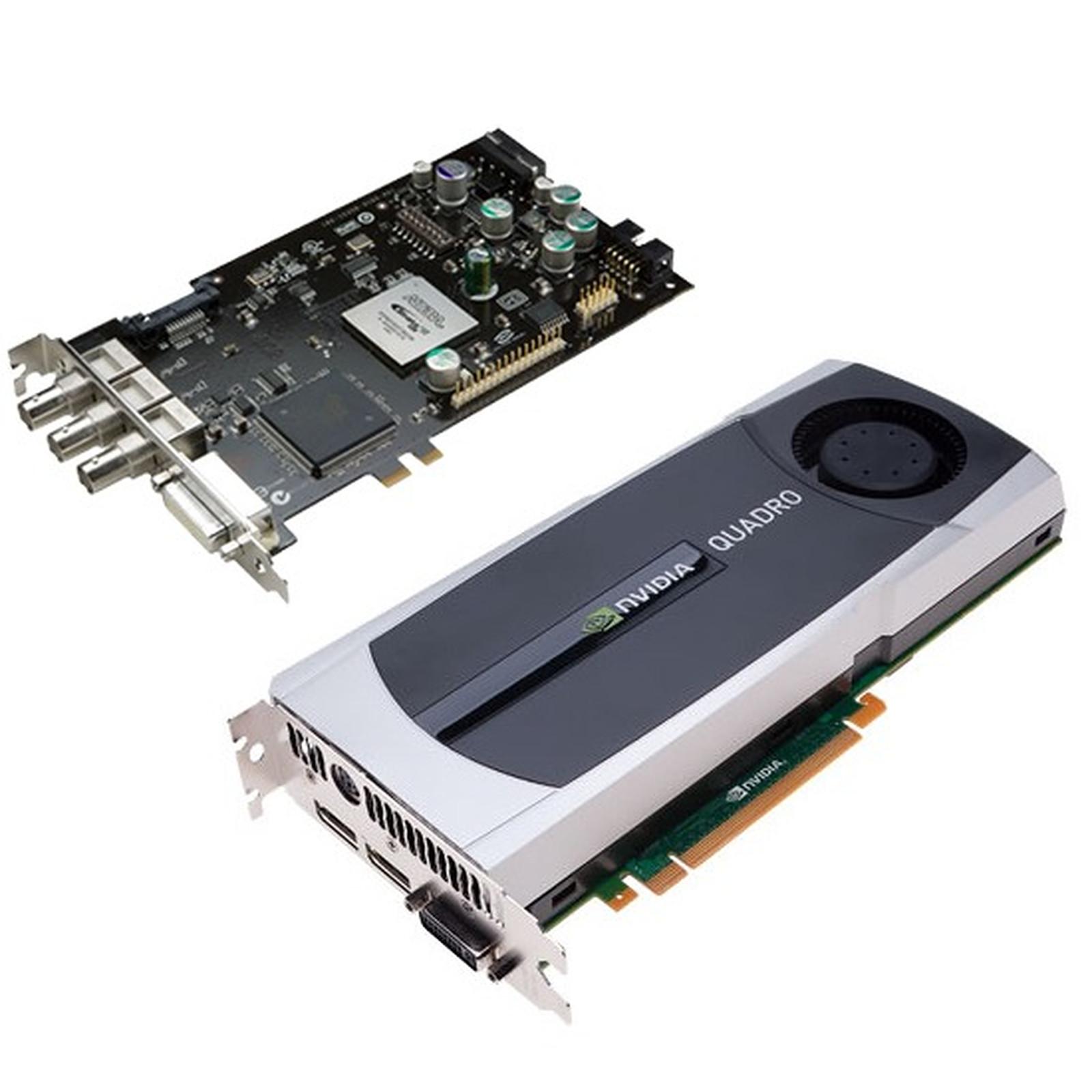 PNY Quadro 5000 SDI (Output)