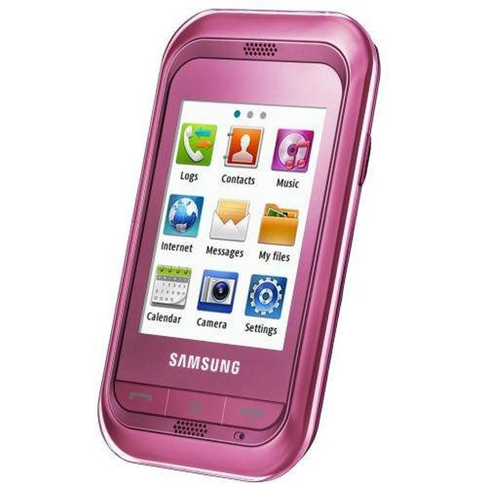 Samsung Player Mini GT-C3300 Rose