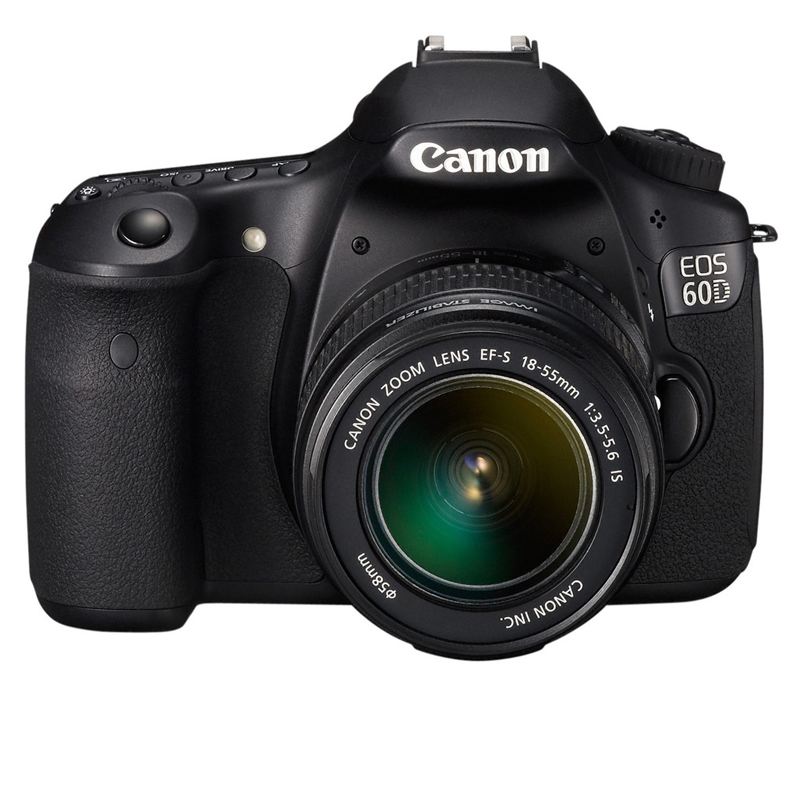 Canon EOS 60D + Objectif EF-S 18-55mm f/3.5-5.6 IS