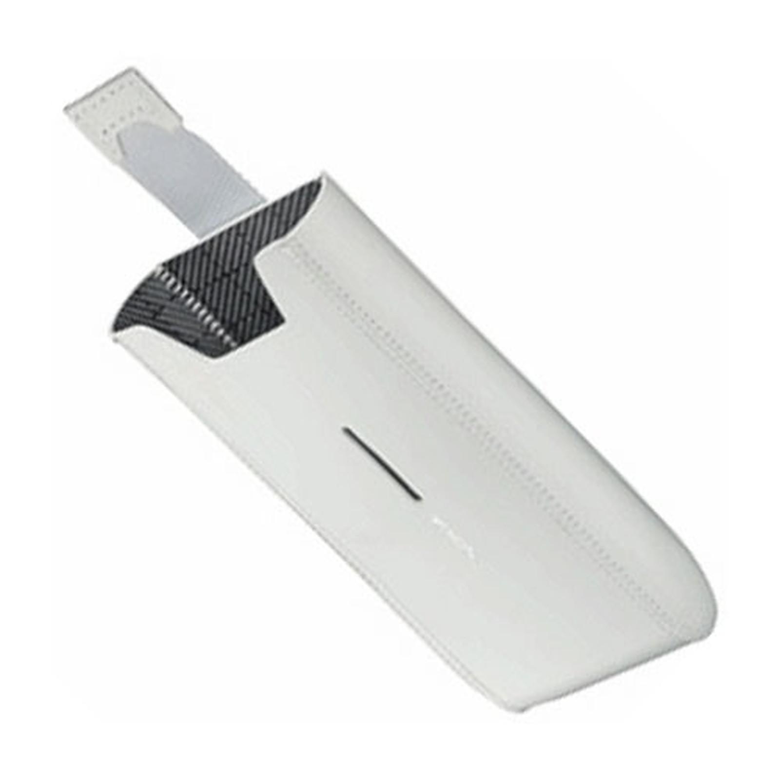 Nokia CP-503W - Etui en cuir blanc pour Nokia N8