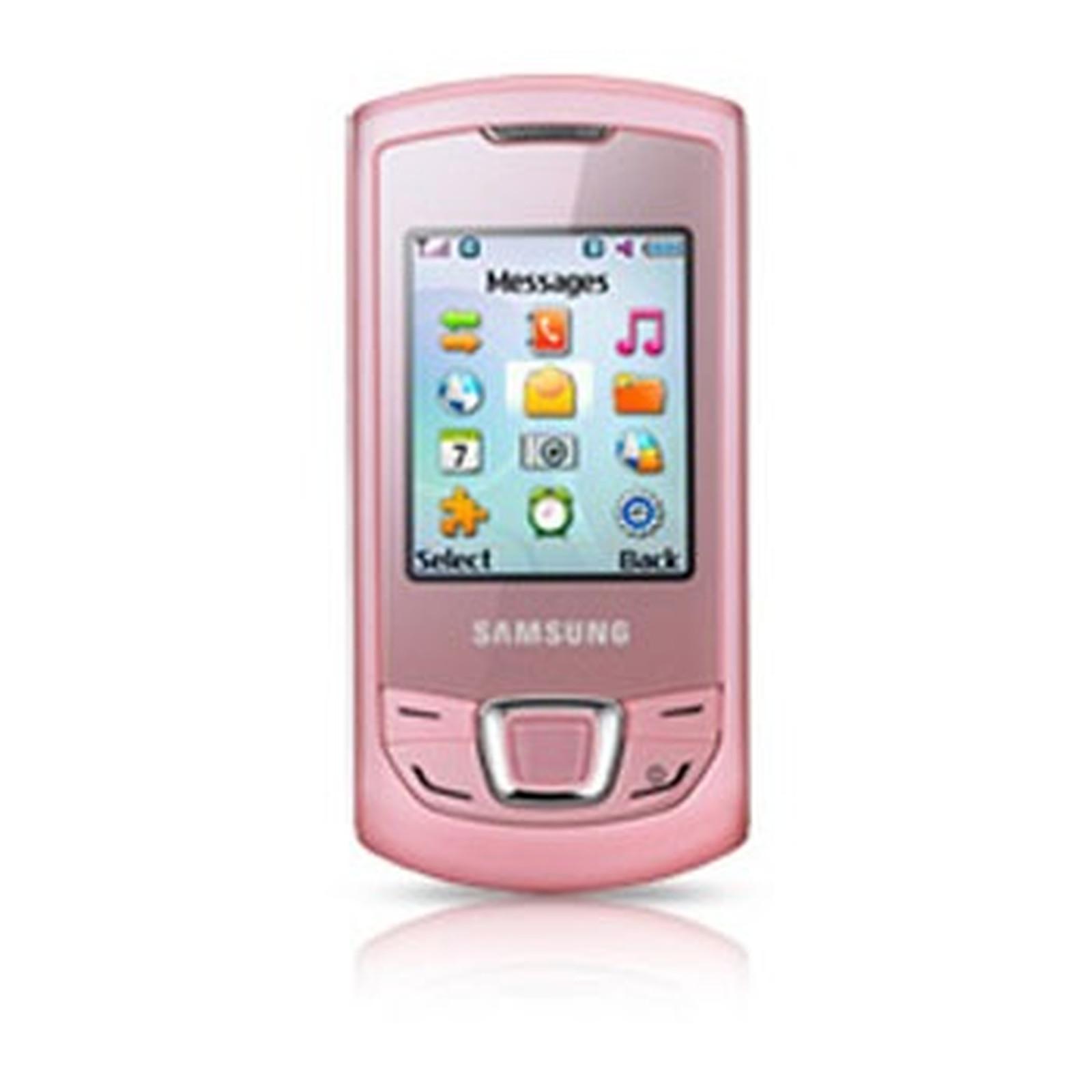 Samsung E2550 Rose