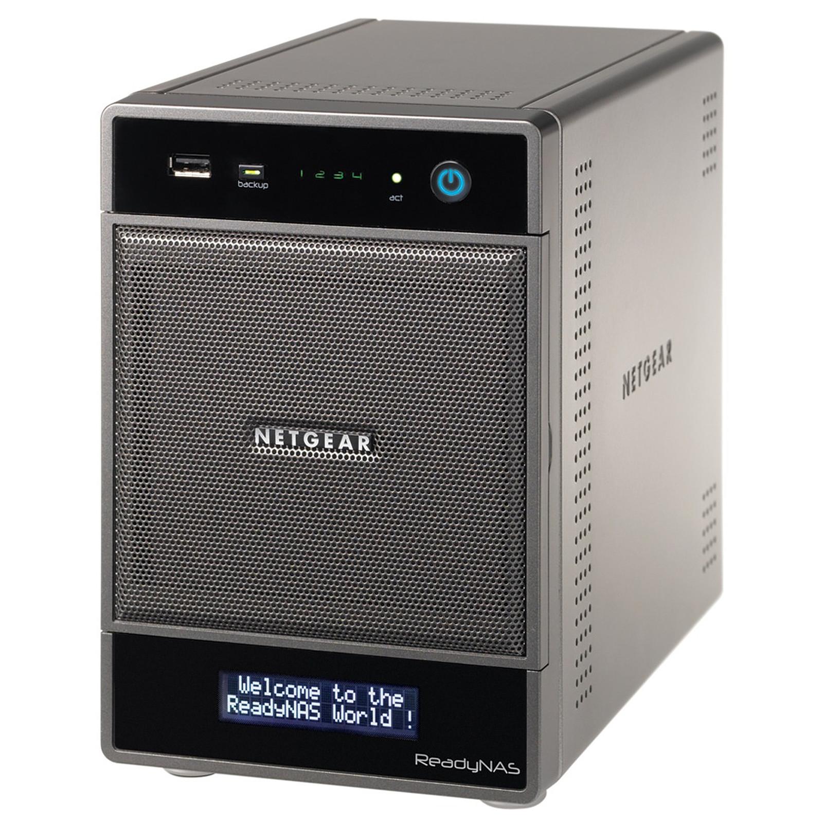Netgear ReadyNAS Ultra 4 4To (4x 1 To)