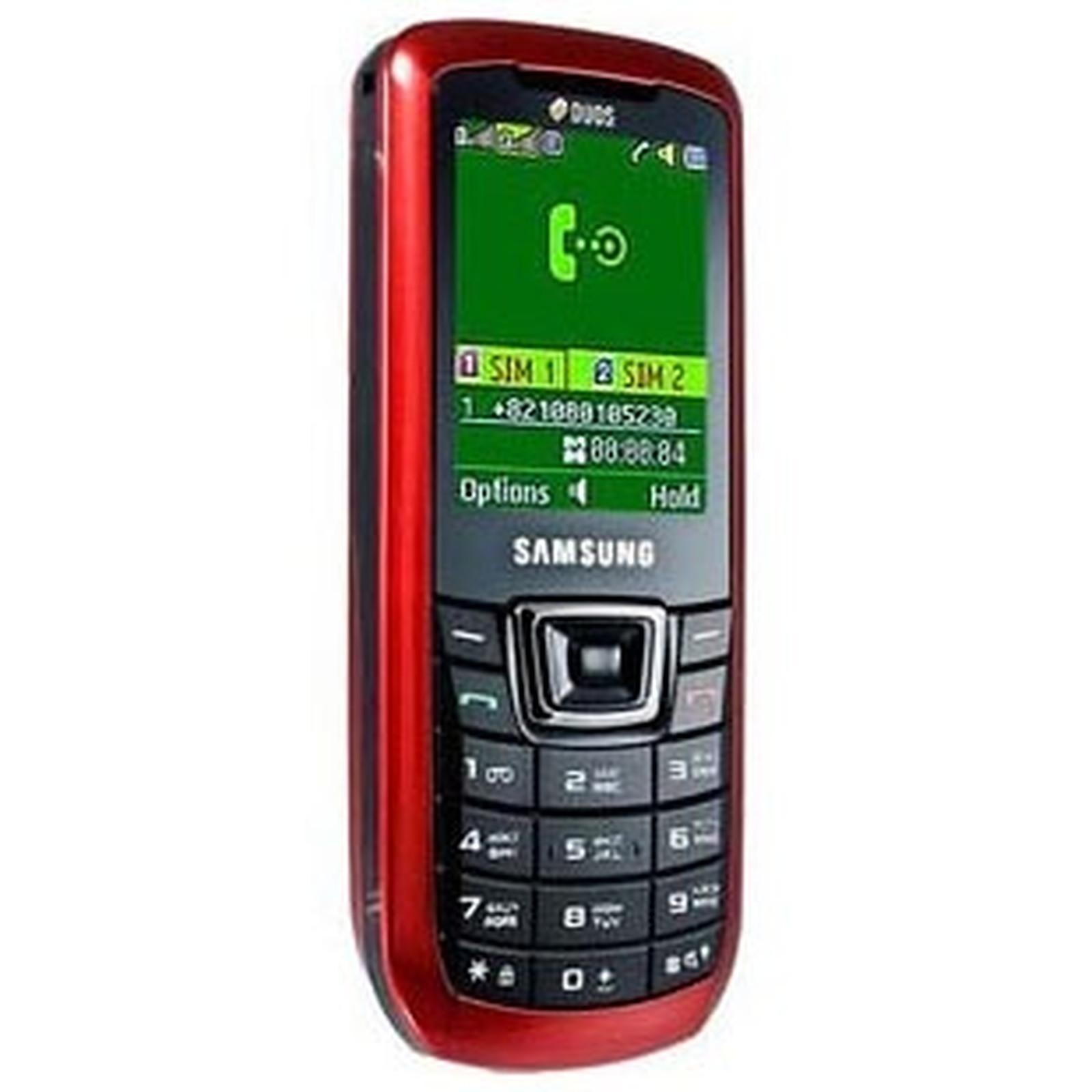 Samsung C3212 Rouge