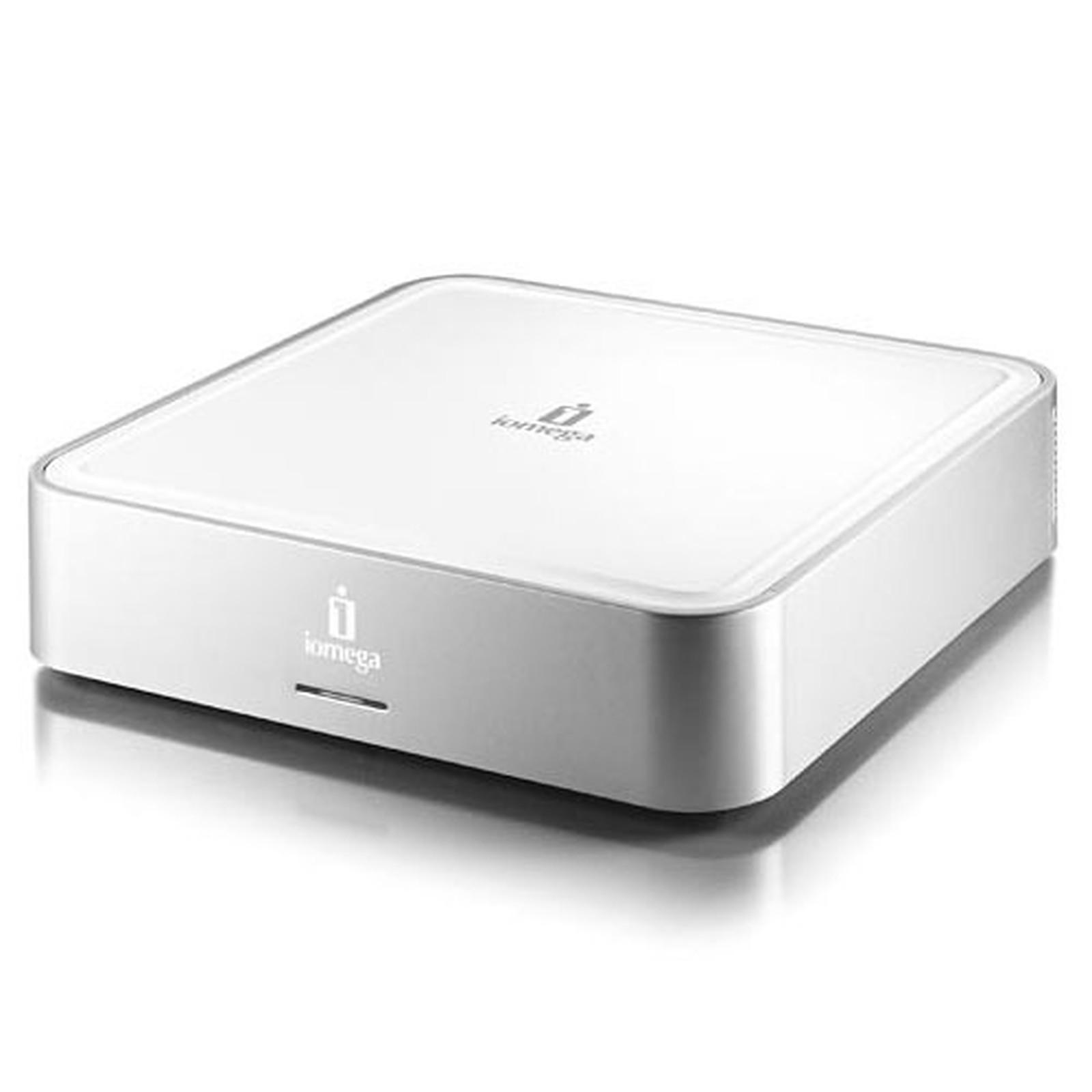 Iomega MiniMax Desktop Hard Drive 1 To (USB 2.0/FireWire 800)