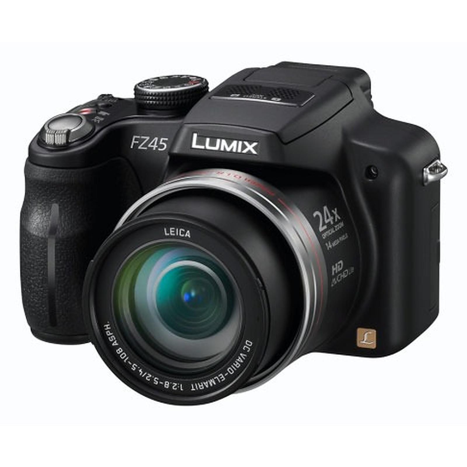 Panasonic Lumix DMC-FZ45 Noir