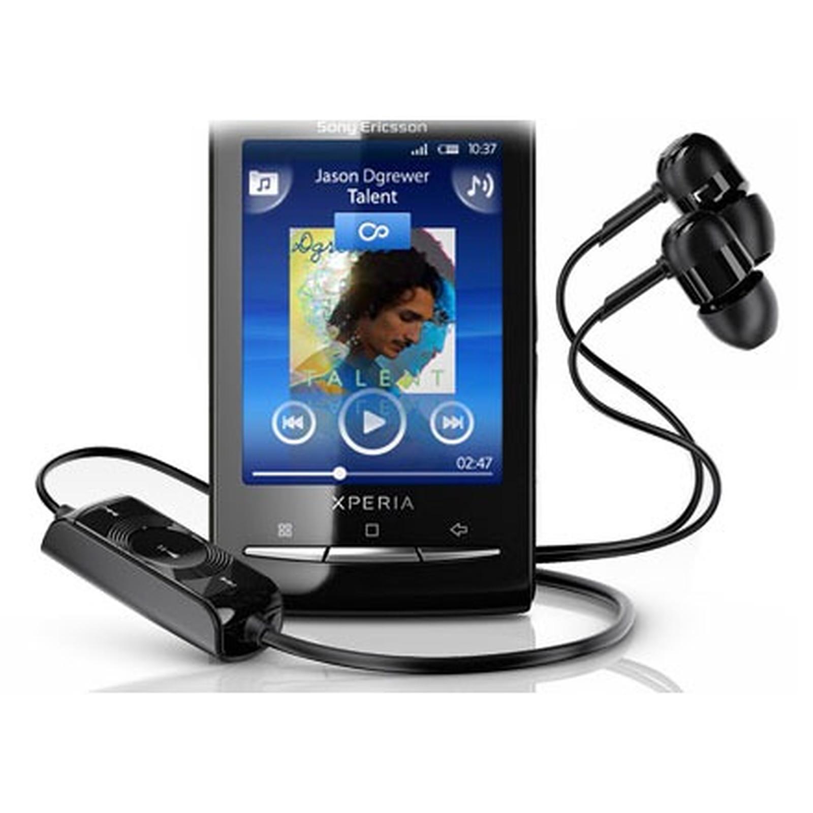 Sony Ericsson MH810 Noir