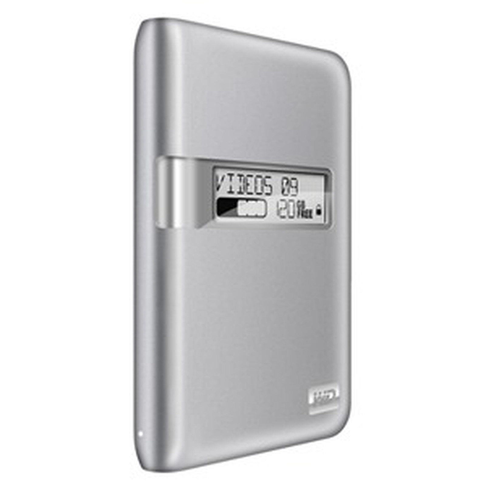 Western Digital My Passport Studio 500 GB USB 2.0/FireWire 800
