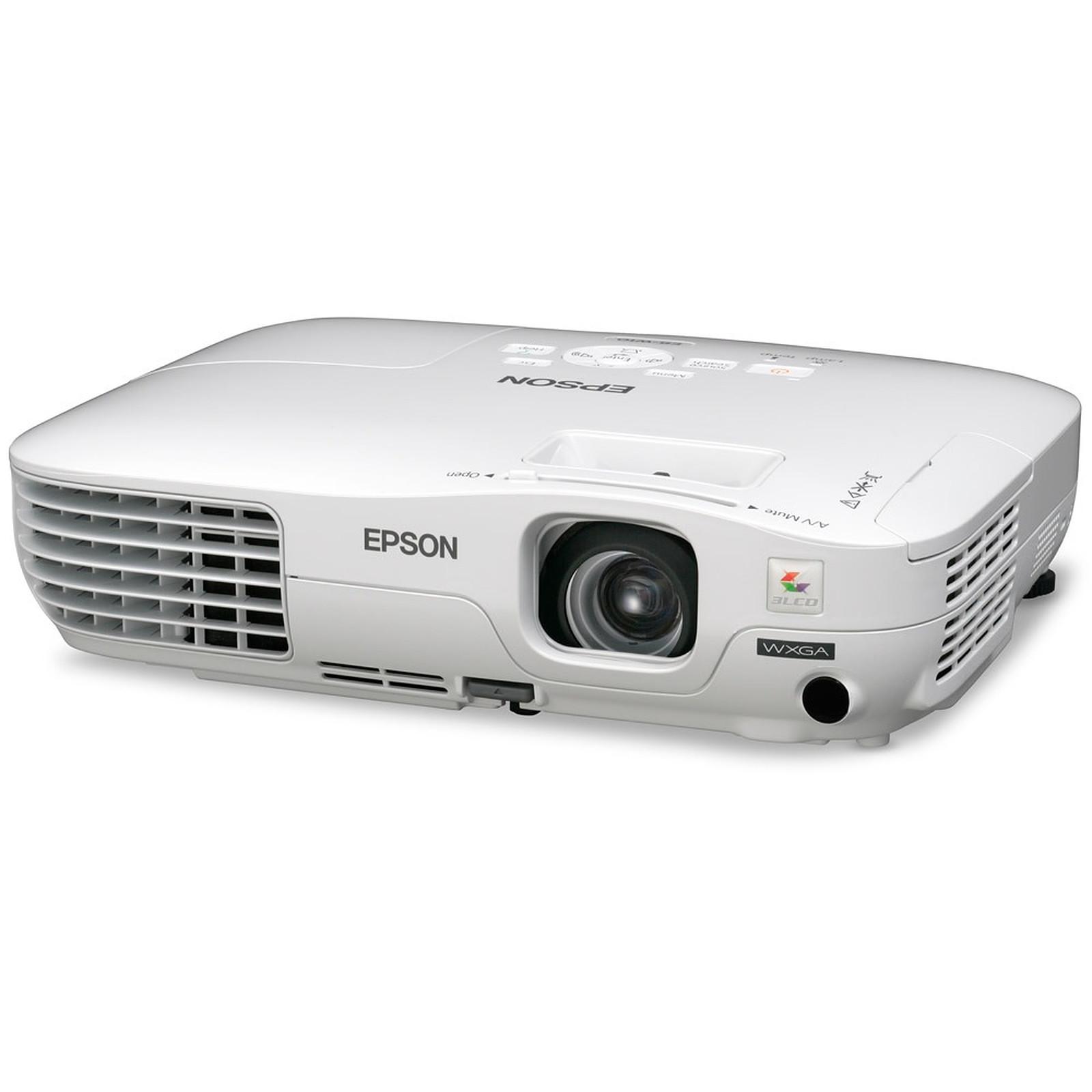 Epson eb w9 vid oprojecteur epson sur - Support plafond videoprojecteur epson ...