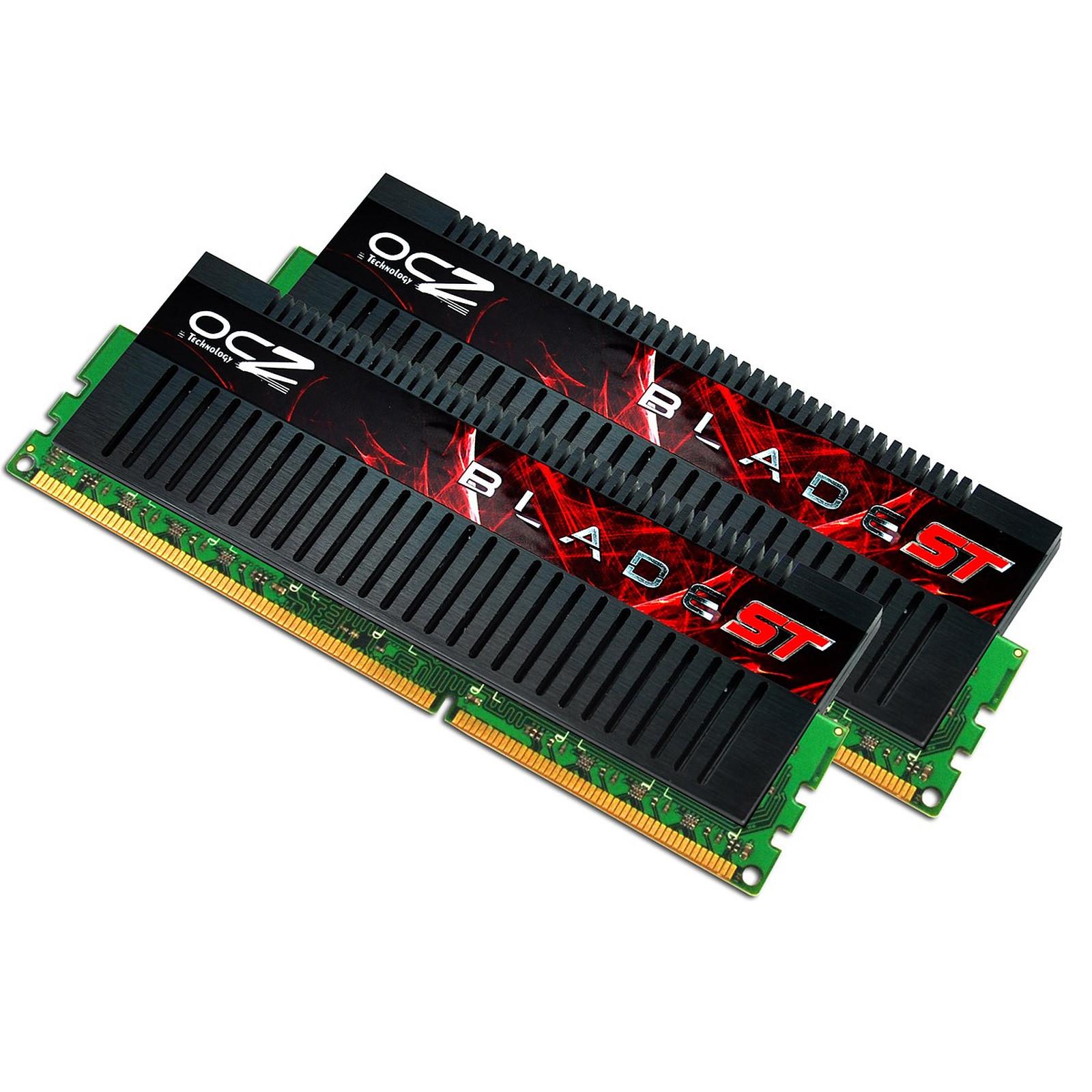 OCZ Blade ST Edition 8 Go (2x 4Go) DDR3 1600 MHz