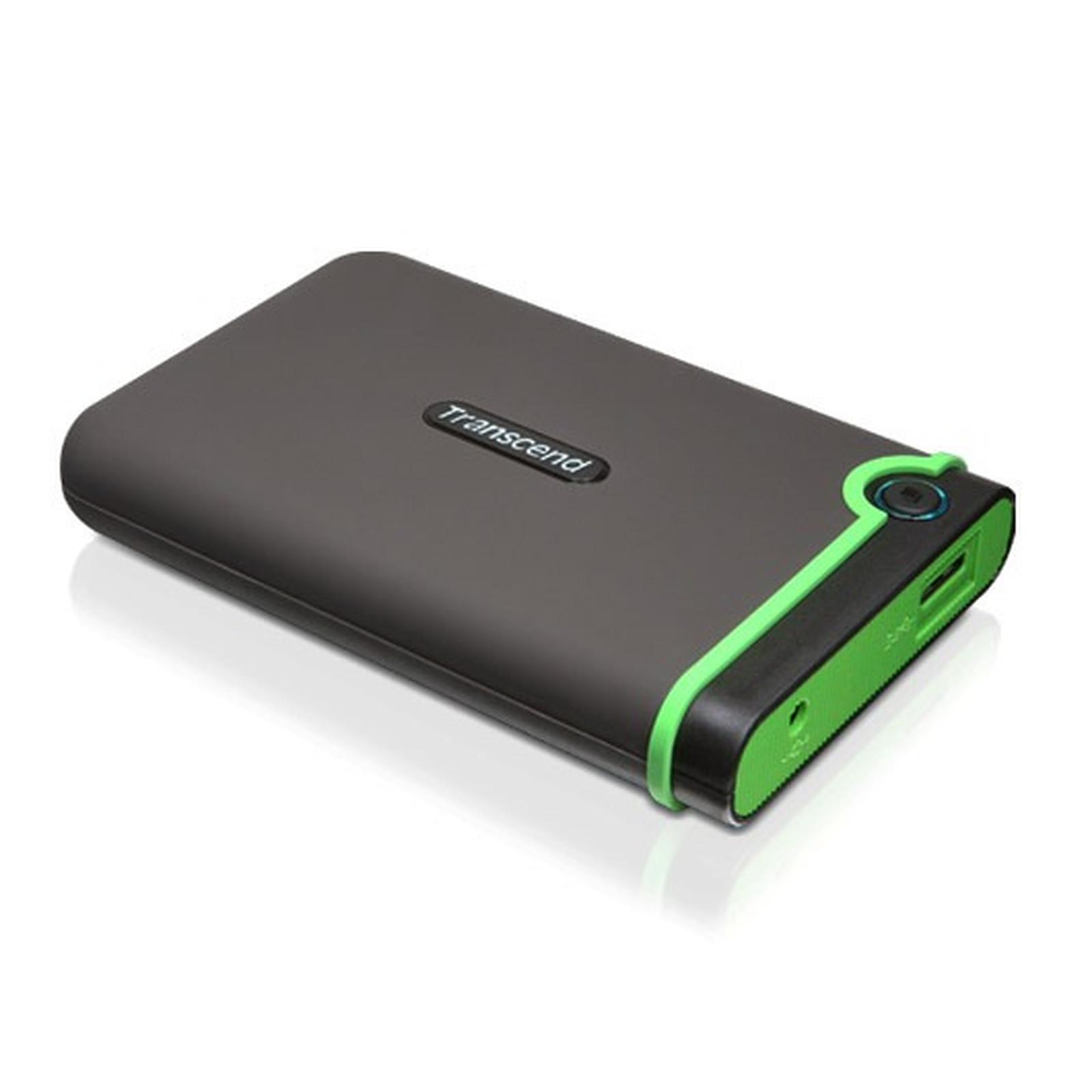 Transcend StoreJet 25M3 500 Go (USB 3.0)