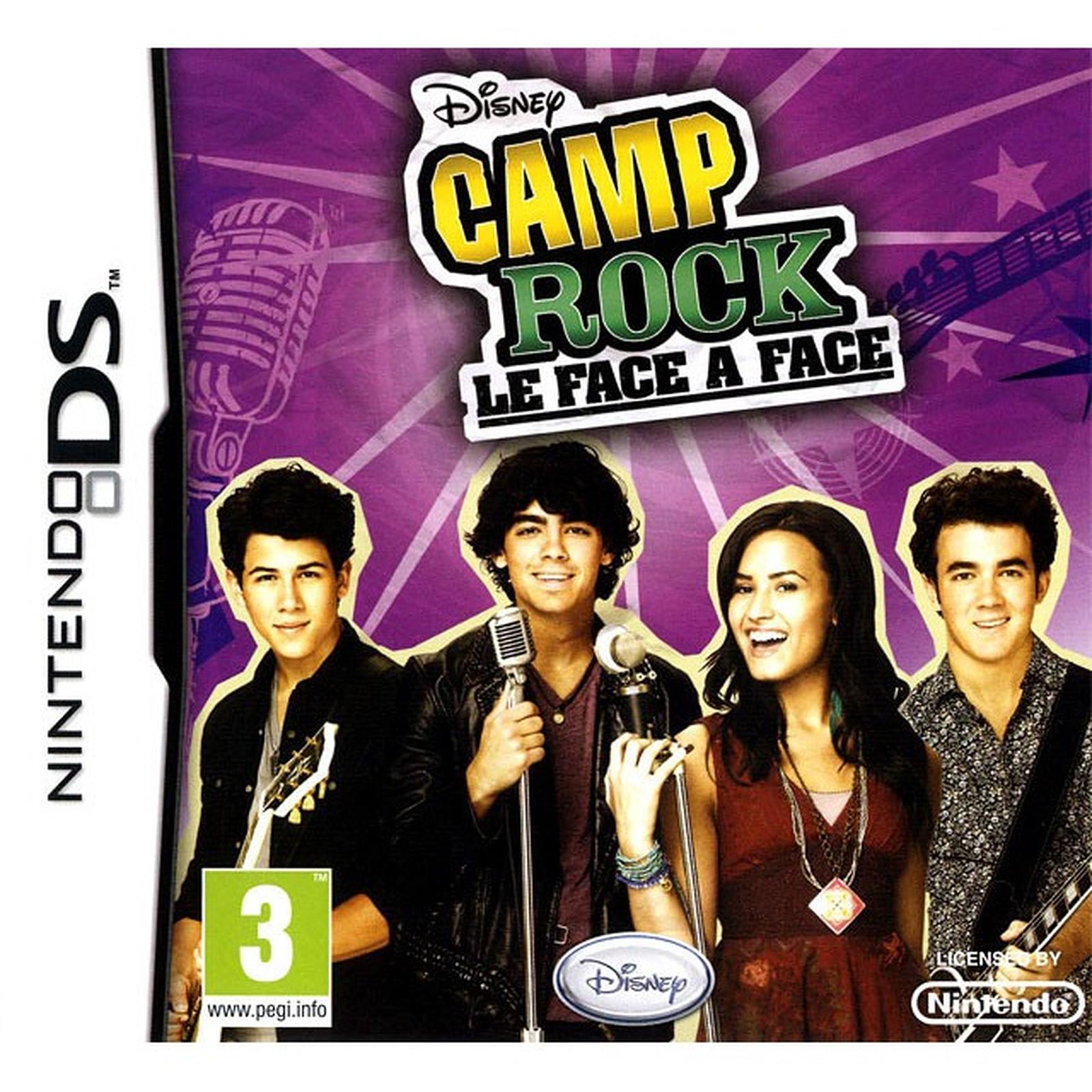 Camp Rock : le face à face (Nintendo DS)