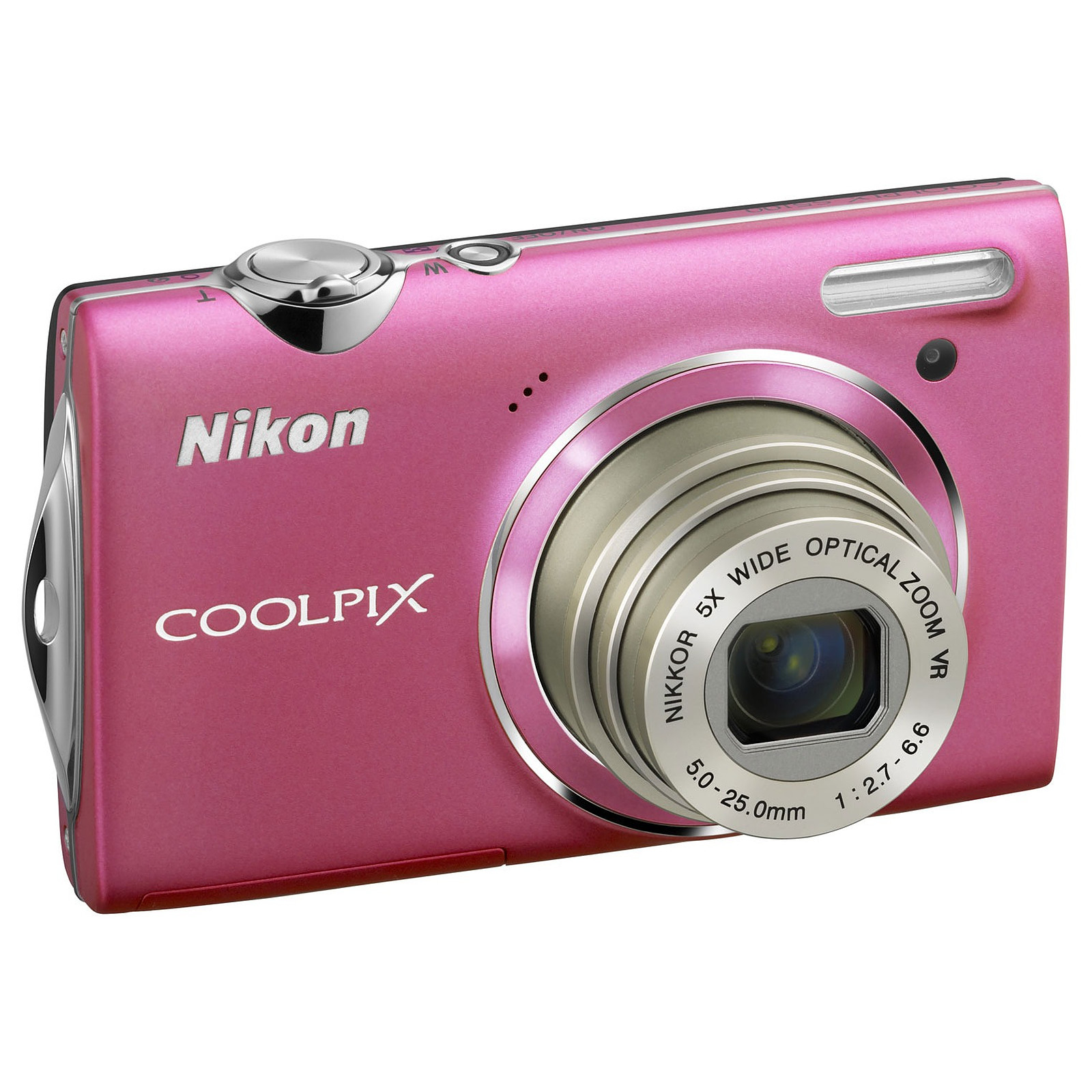 Nikon COOLPIX S5100 Rose