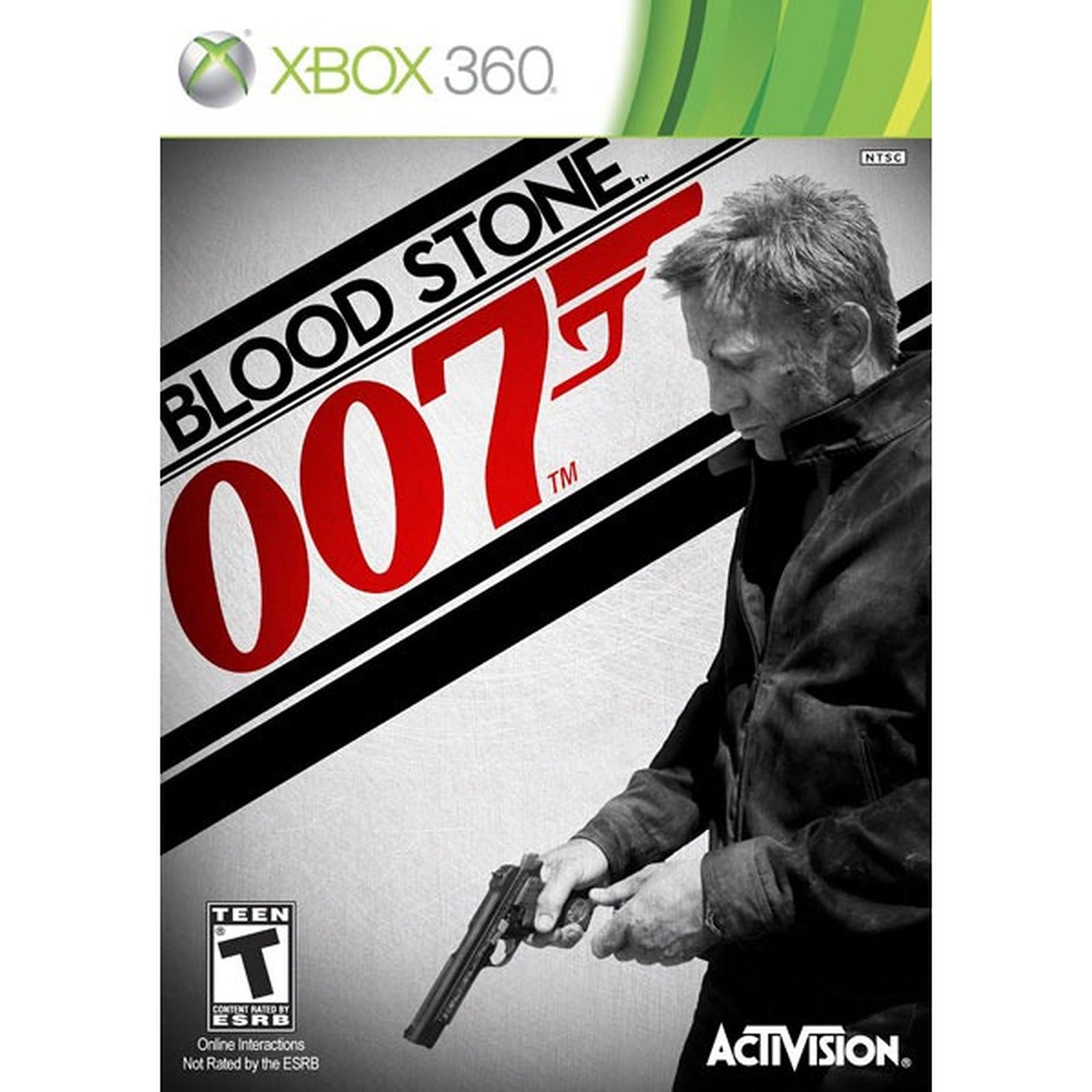 James Bond 007 : Blood Stone (Xbox 360)