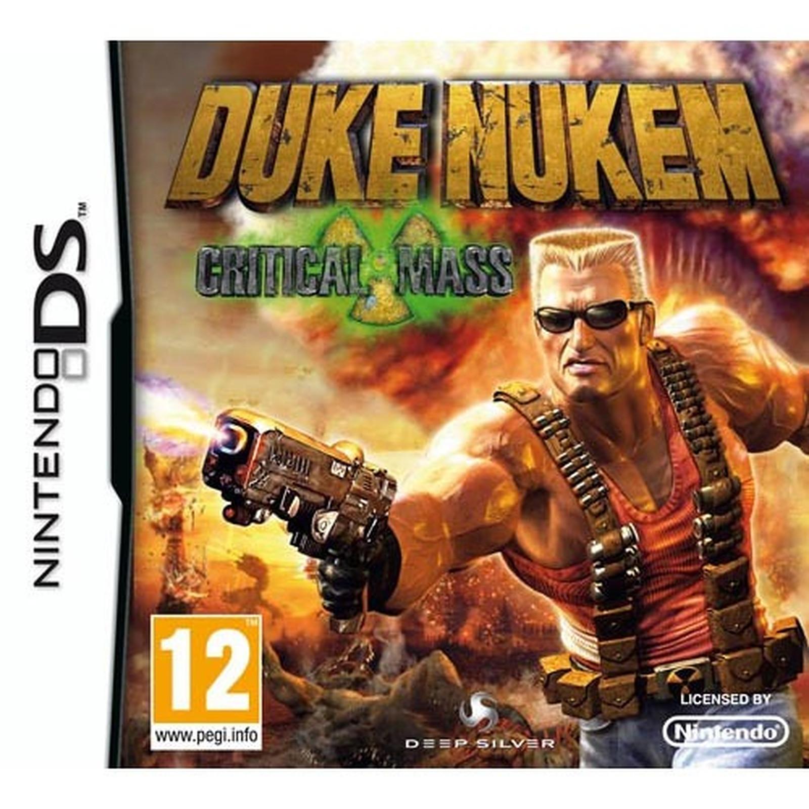 Duke Nukem Trilogy : Critical Mass (Nintendo DS)