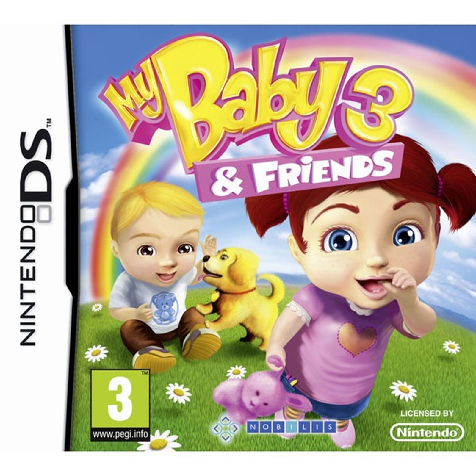 My Baby 3 & Friends (Nintendo DS)