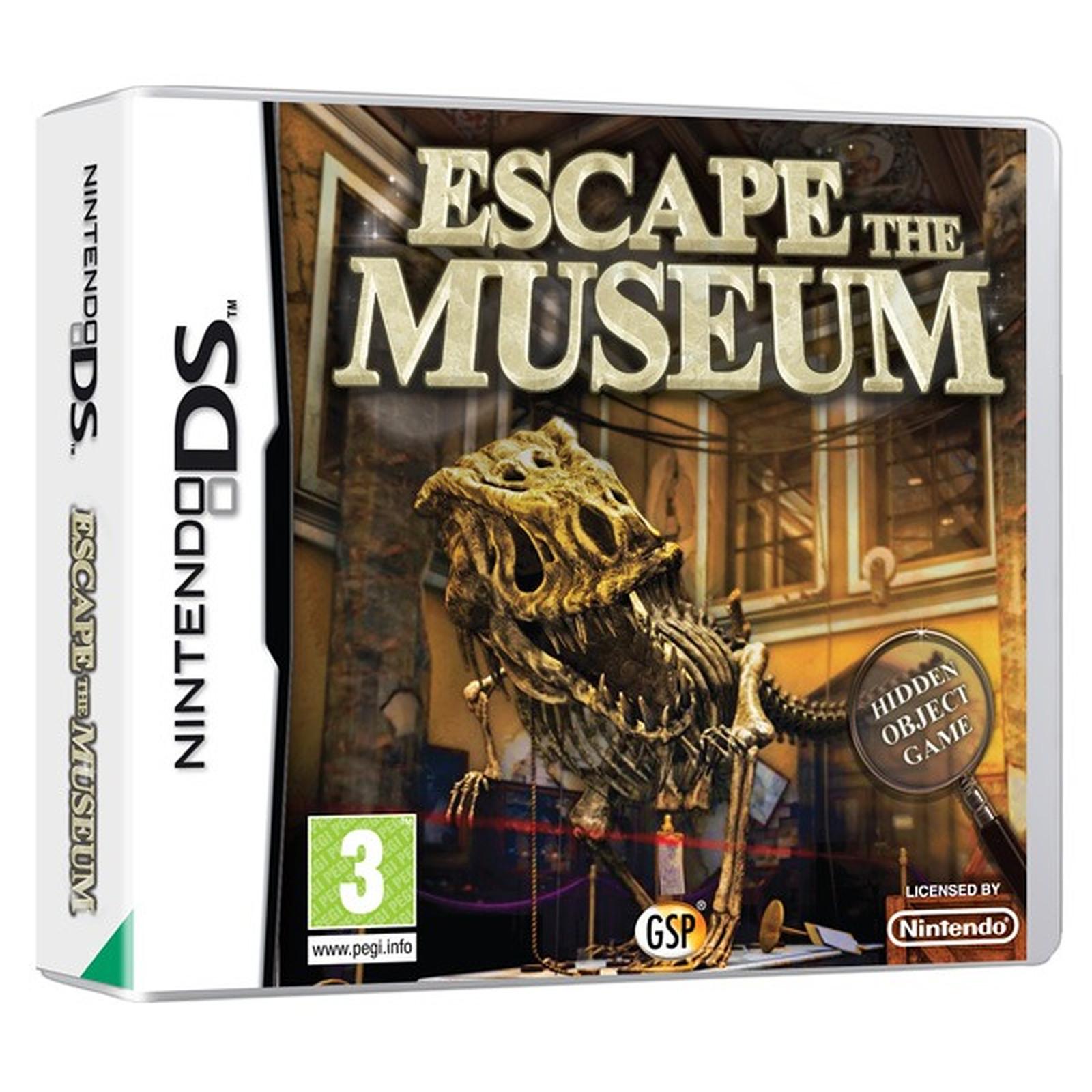 Enquête au Musée (Nintendo DS)