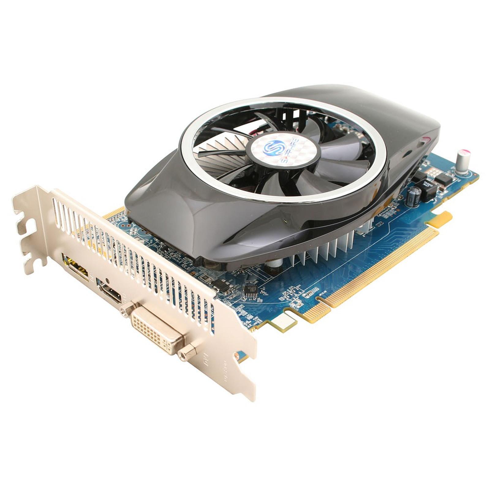 Sapphire Radeon HD 5750 1 Go