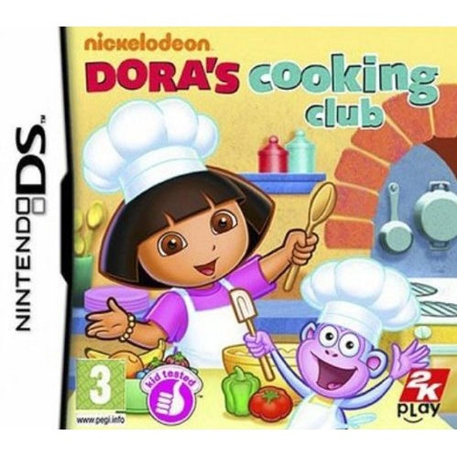 Dora's Cooking Club (Nintendo DS)