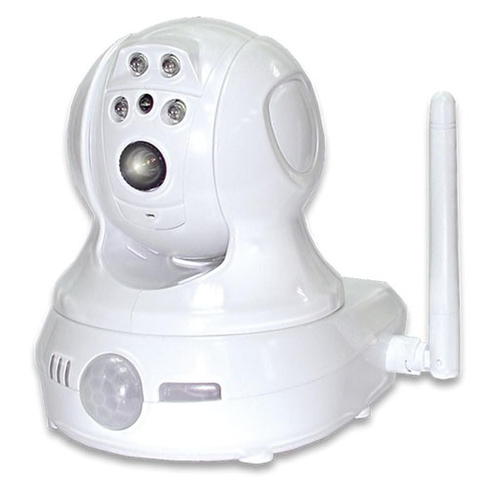 Myxyty Caméra Wi-Fi rotative