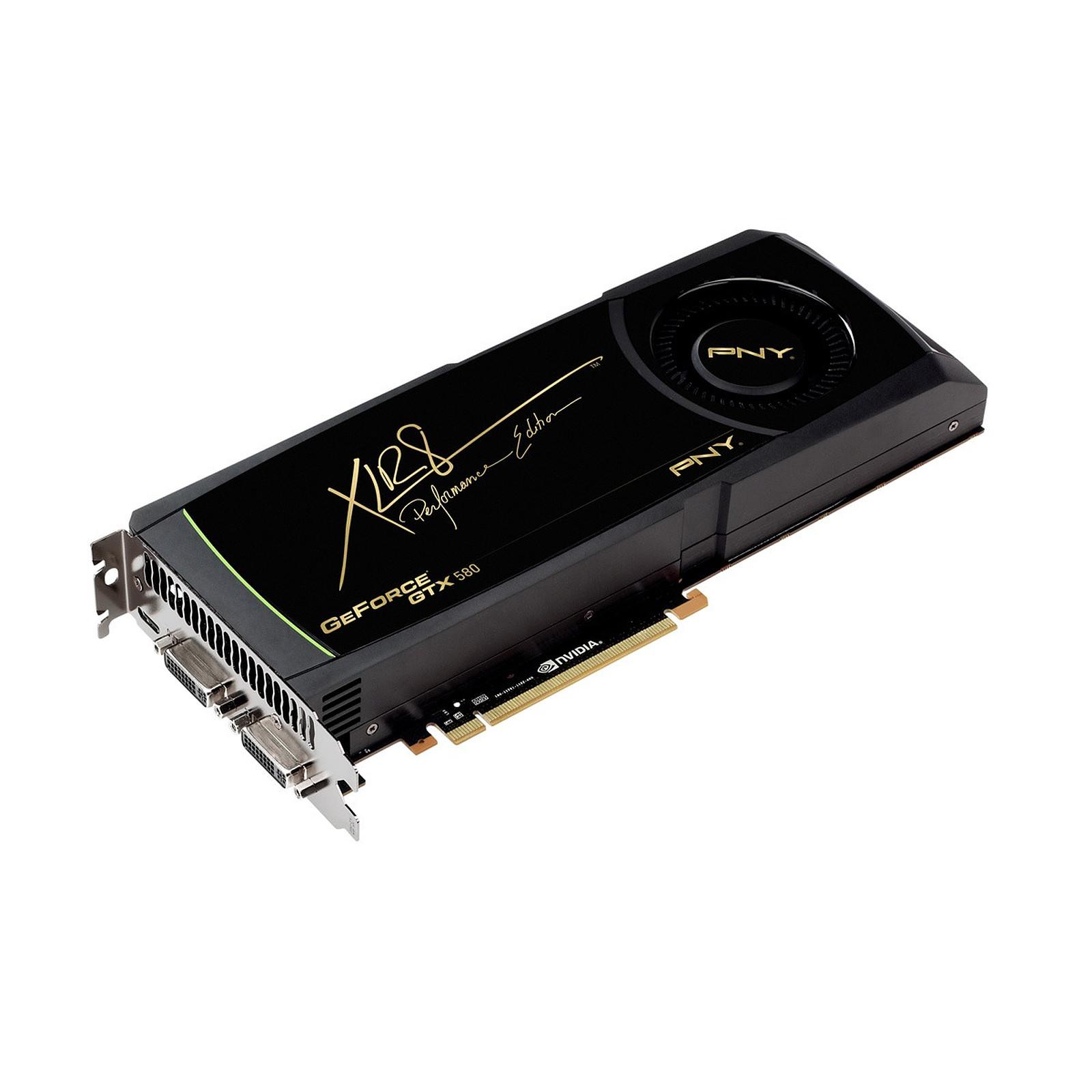 PNY GeForce GTX 580 1536 MB