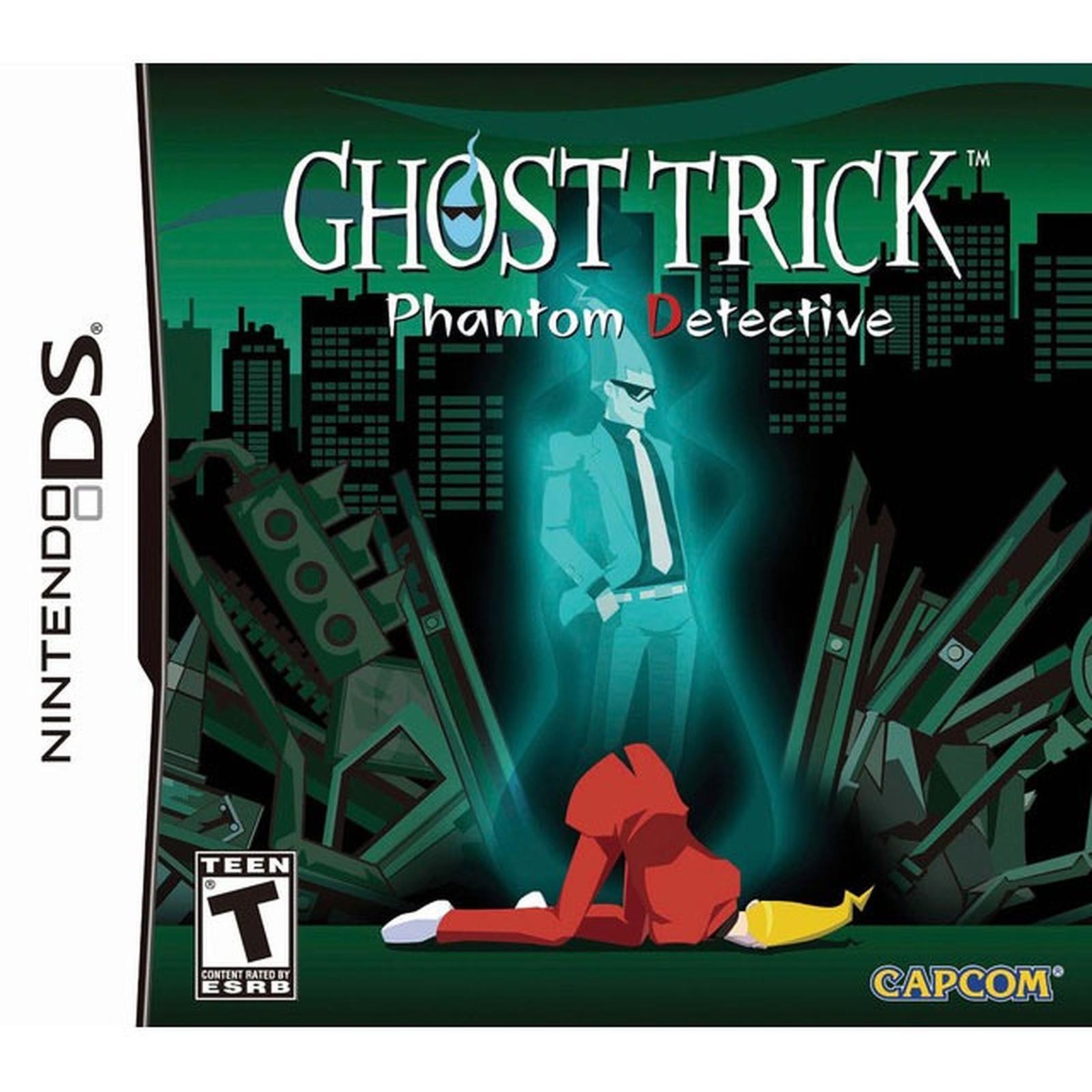 Ghost Trick (Nintedo DS)