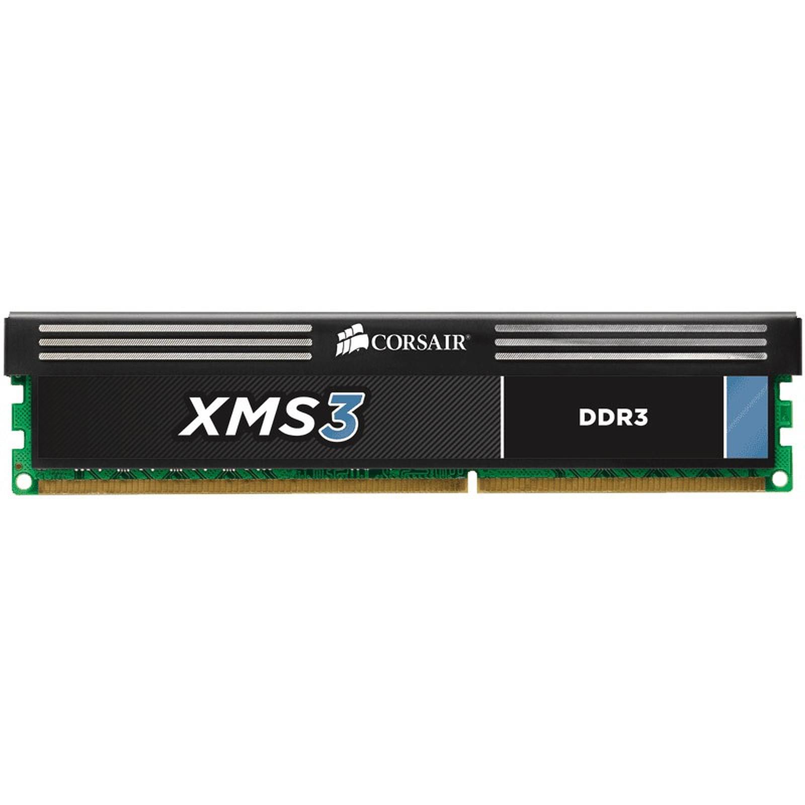 Corsair XMS3 2 Go DDR3 1333 MHz CL9