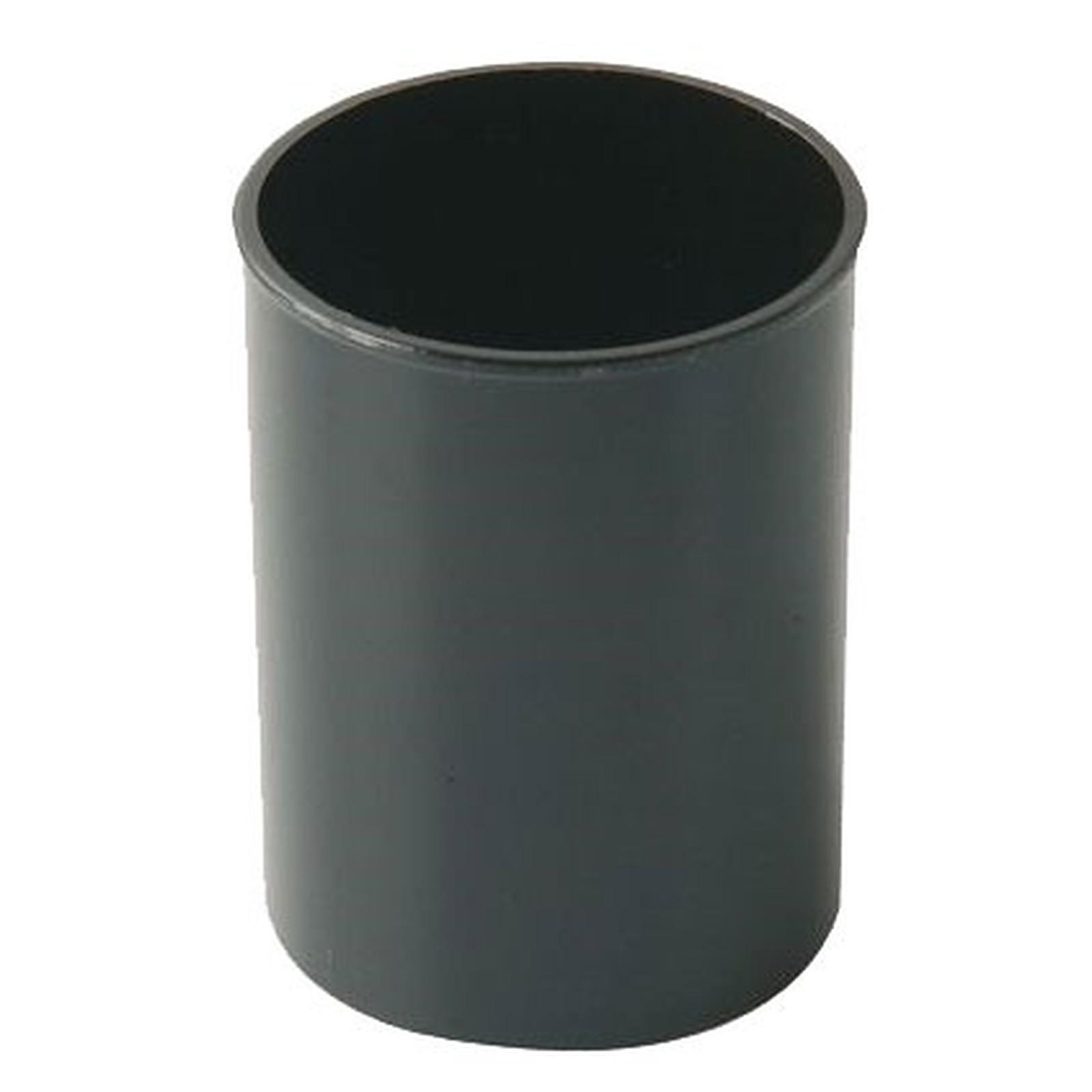 Pot à crayons noir