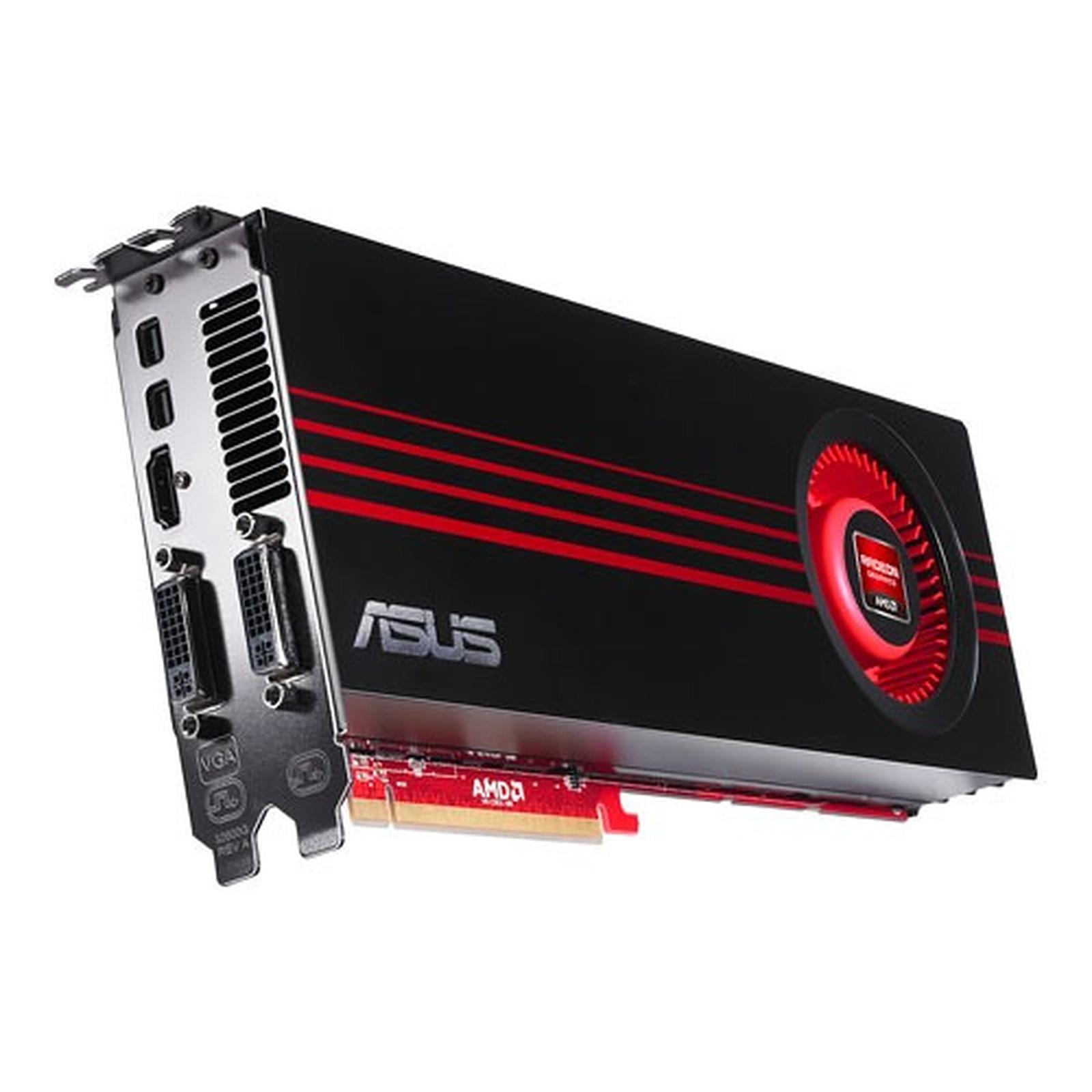 ASUS EAH6950/2DI2S/2GD5 - 2 GB