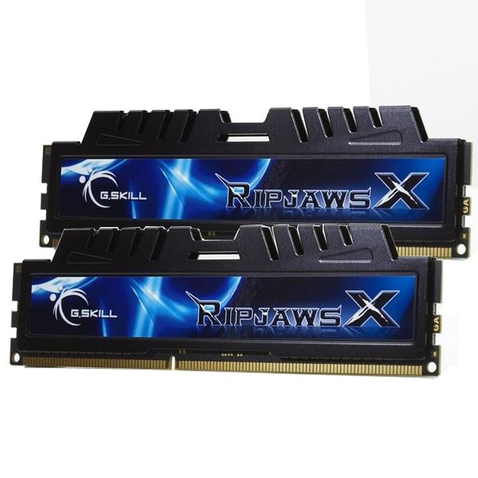 G.Skill XH Series RipJaws X Series 8 Go (kit 2x 4 Go) DDR3 1333 MHz